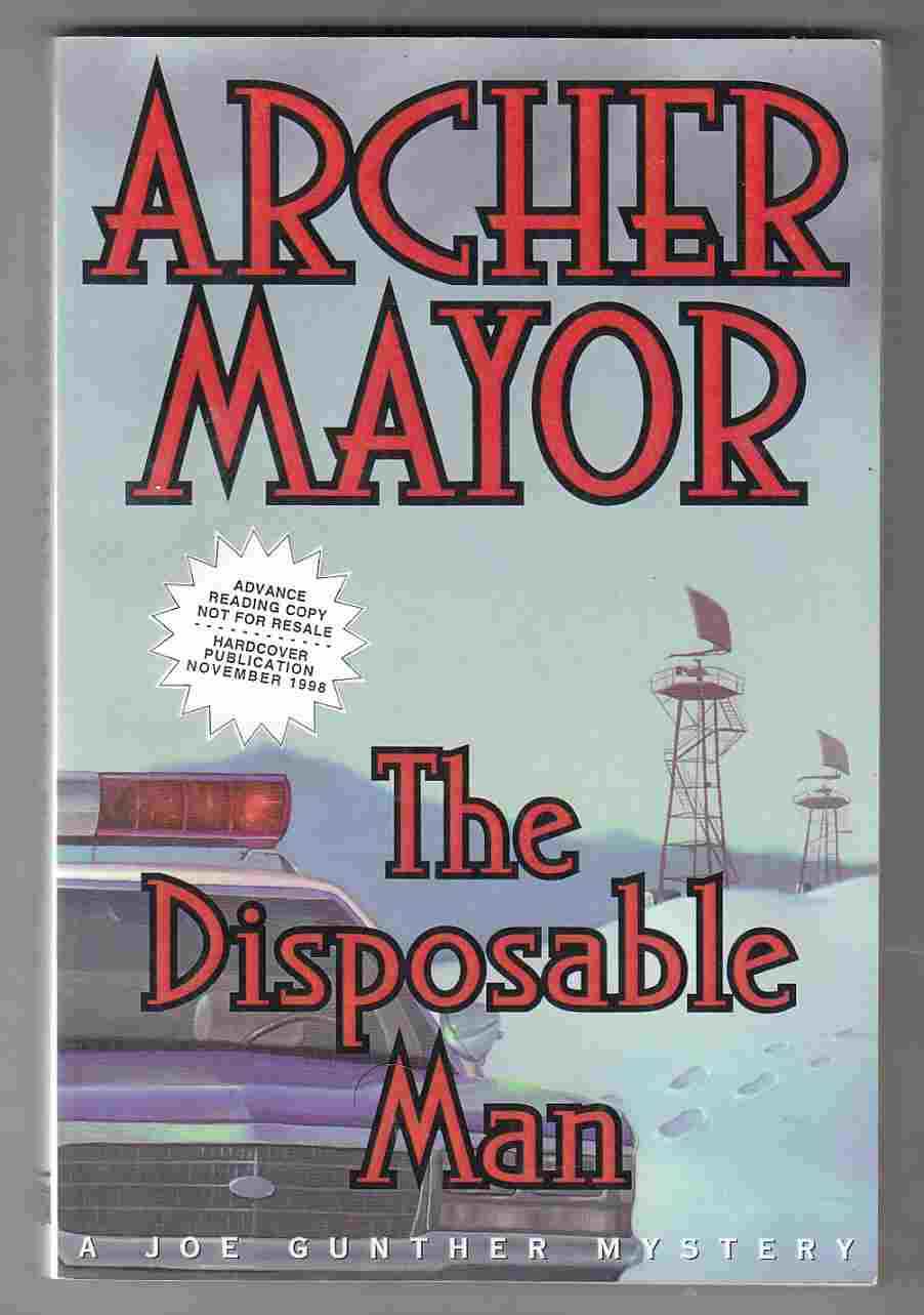 Image for The Disposable Man (Joe Gunther Mysteries Ser.)
