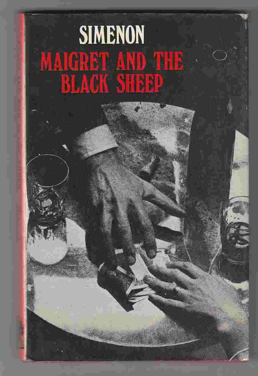 Image for Maigret and the Black Sheep