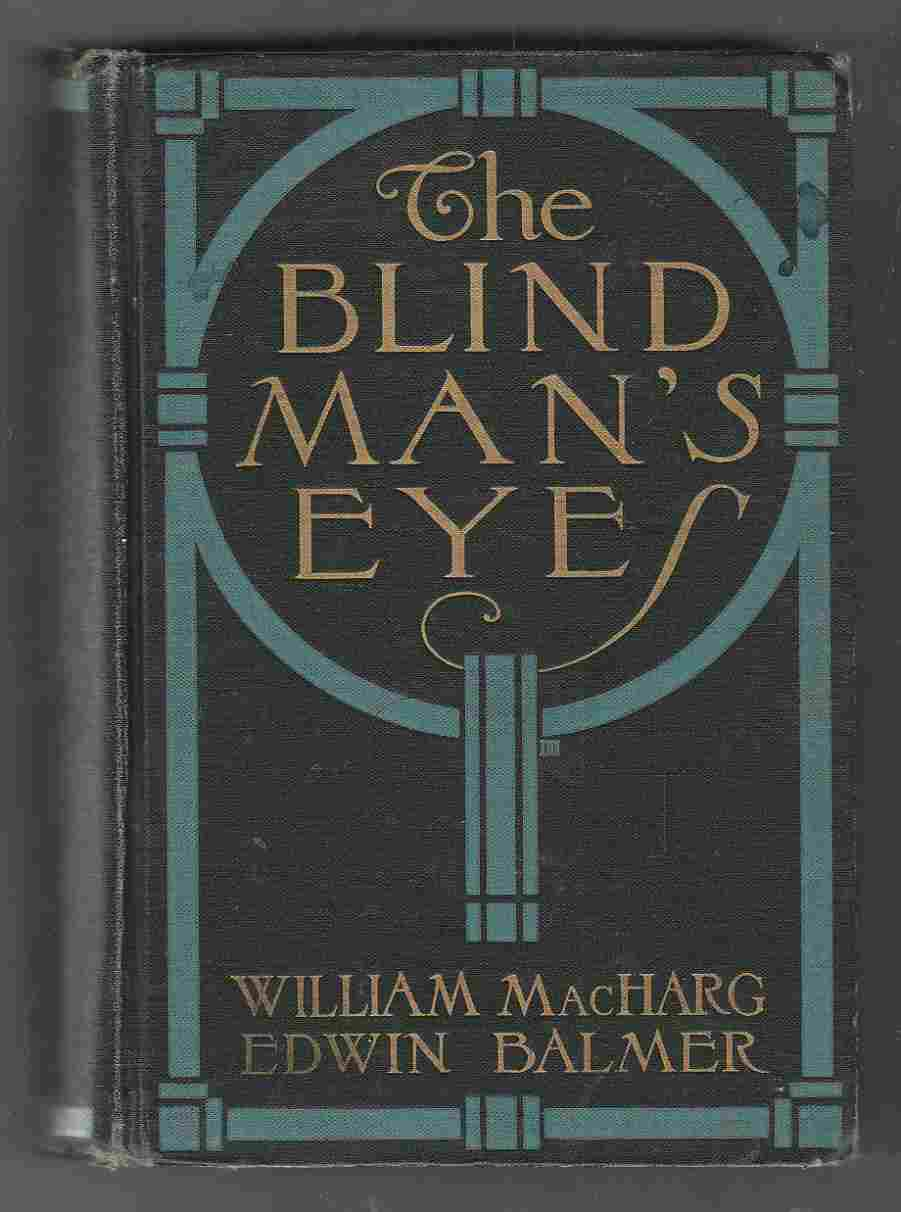 Image for The Blind Man's Eyes