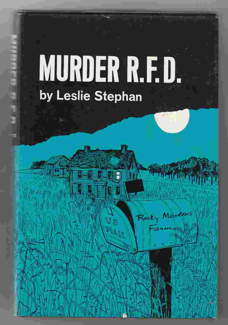 Image for Murder R.F.D.