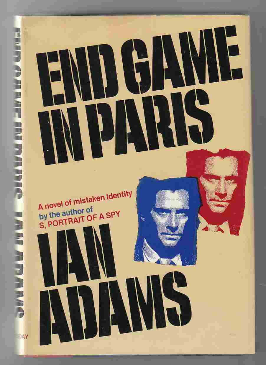Image for End Game in Paris: A Novel