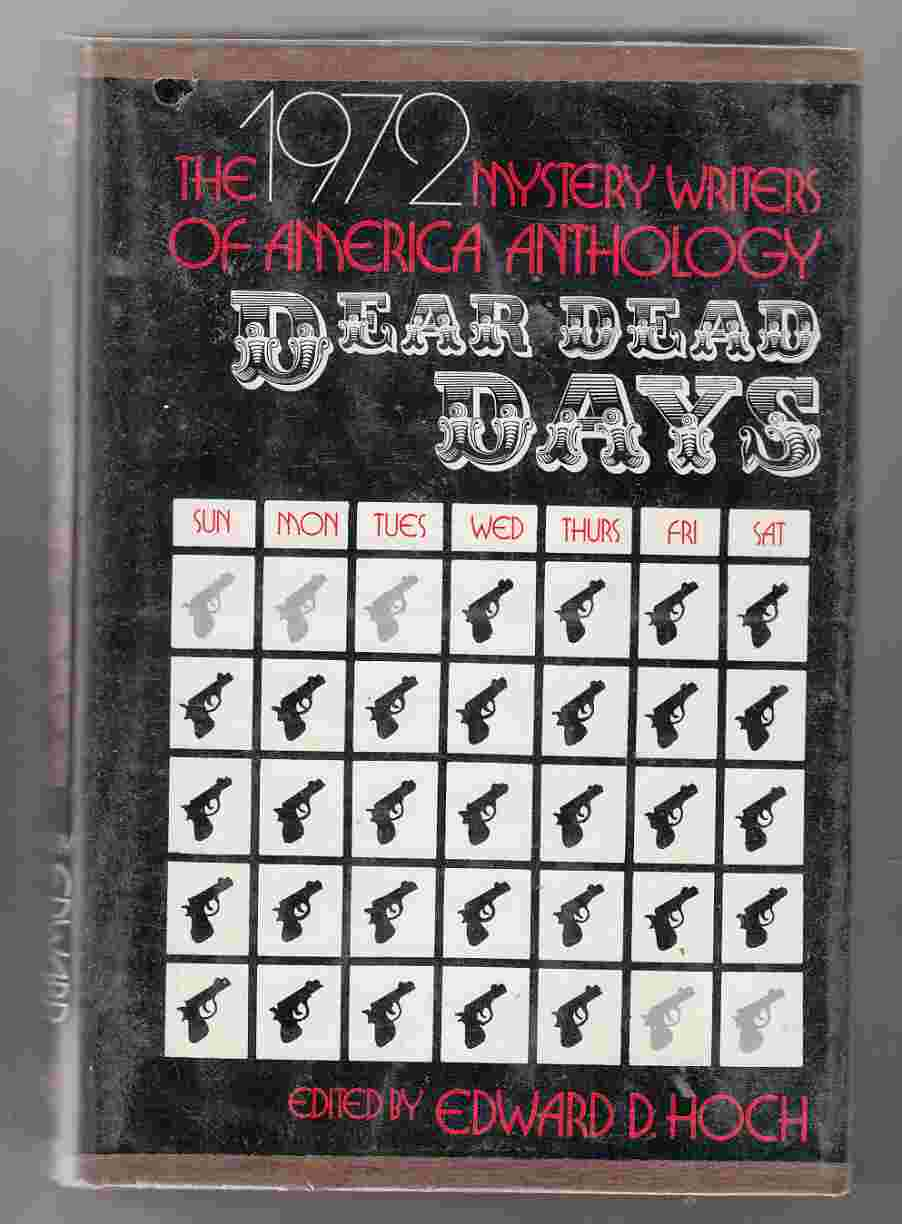 Image for Dear Dead Days: The 1972 Mystery Writers Of America Anthology
