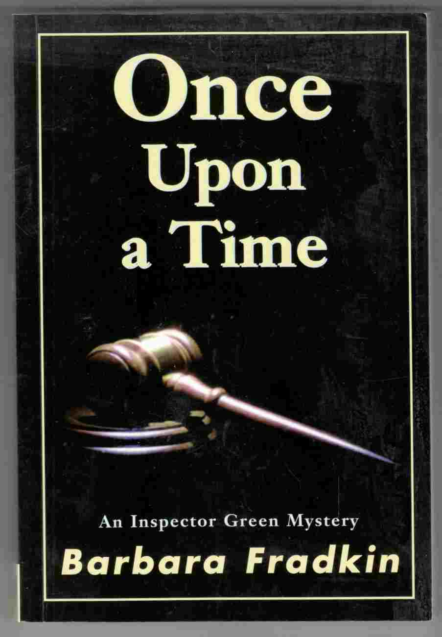 Image for Once Upon a Time: An Inspector Green Mystery