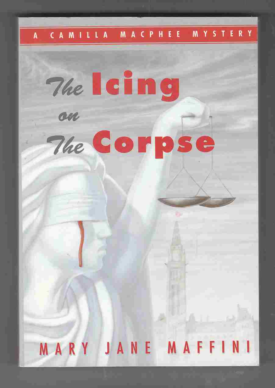 Image for The Icing on the Corpse