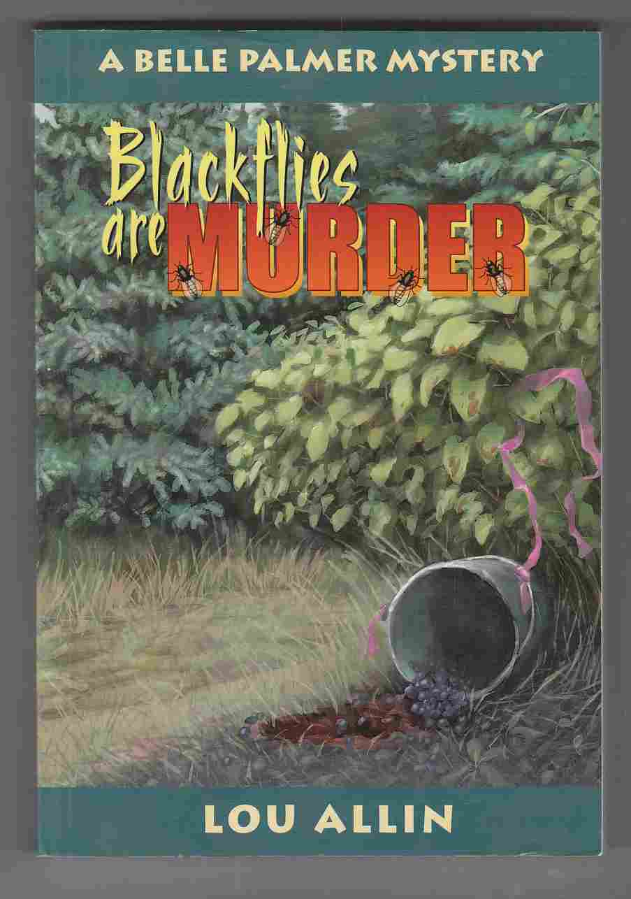 Image for Blackflies Are Murder
