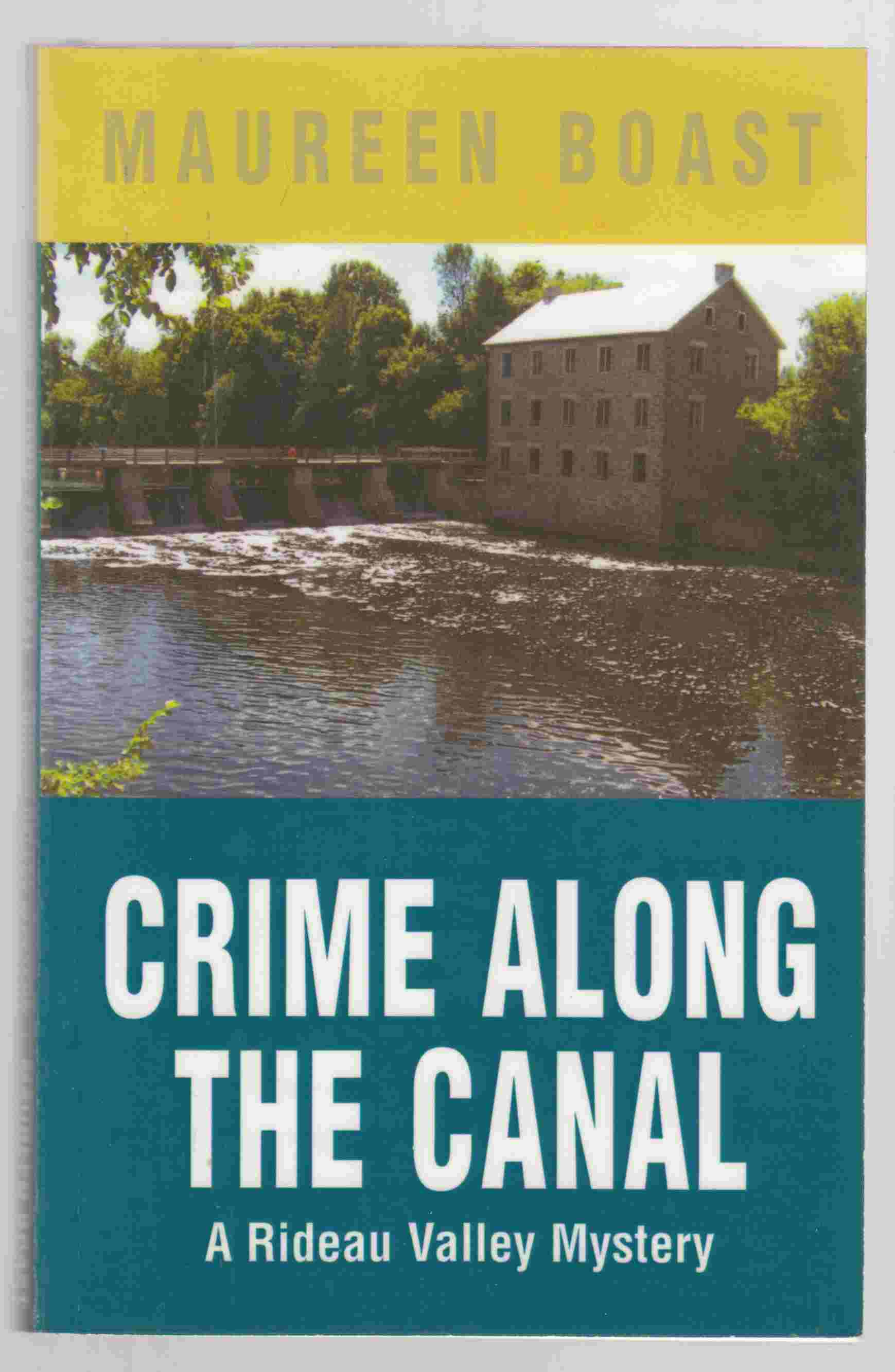 Image for Crime Along the Canal A Rideau Valley Mystery