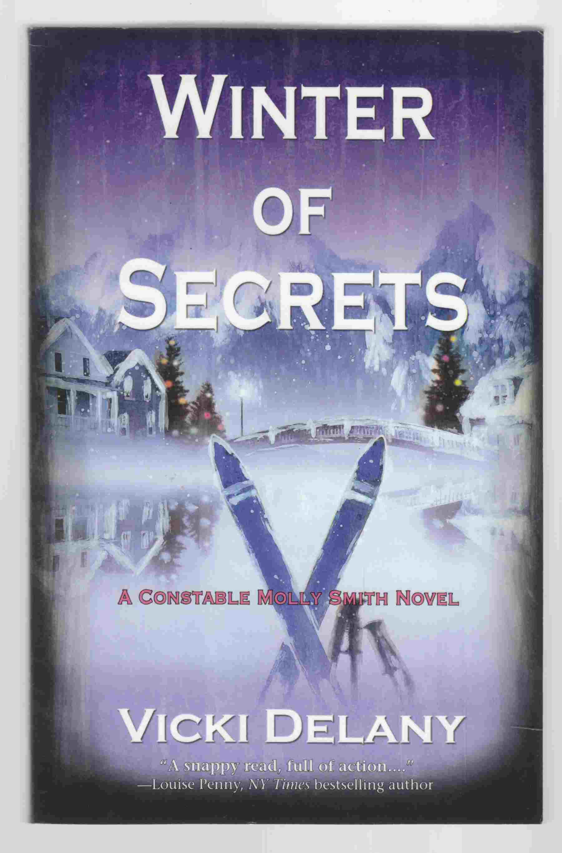 Image for Winter of Secrets A Constable Molly Smith Novel