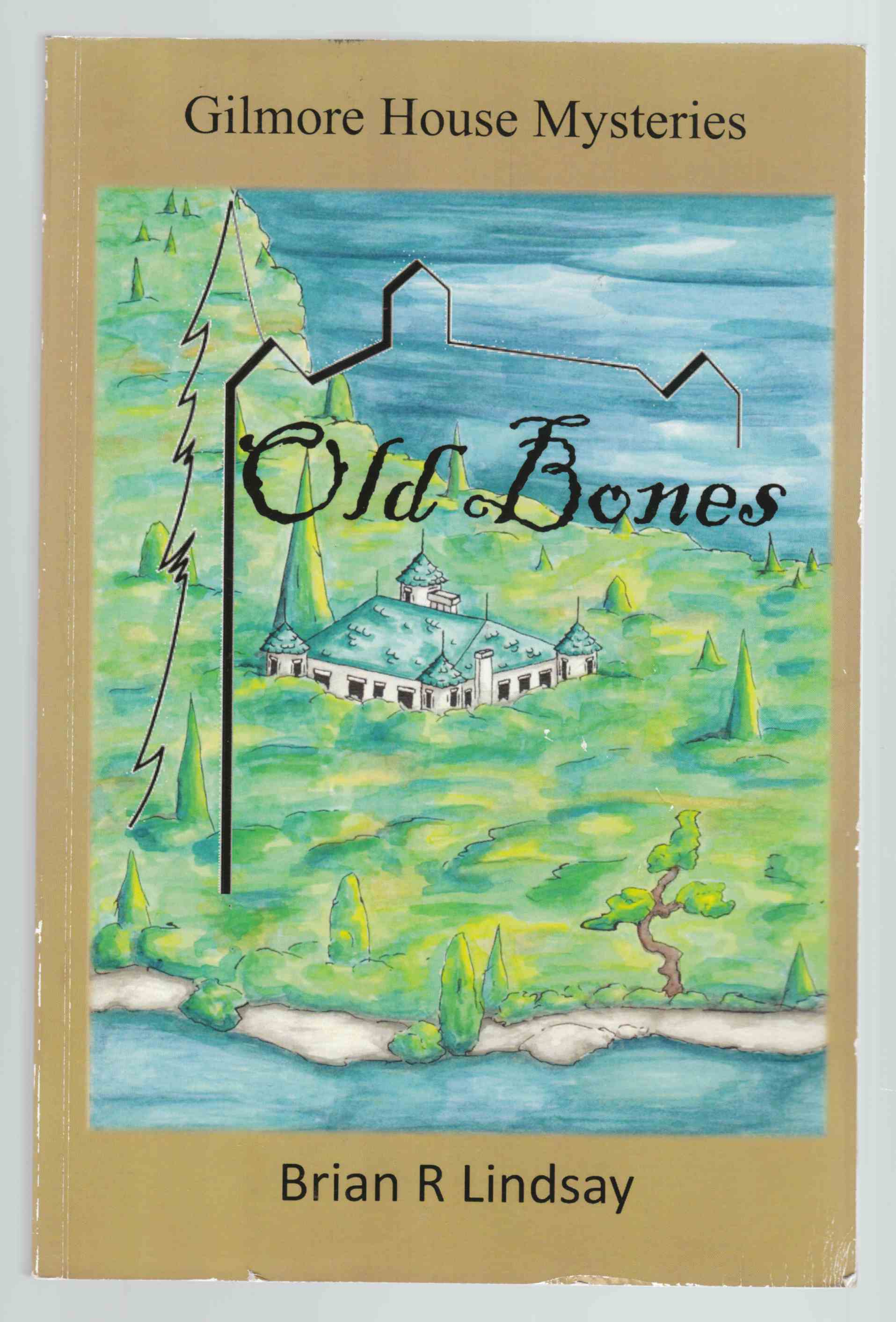 Image for Old Bones A Gilmore House Mystery