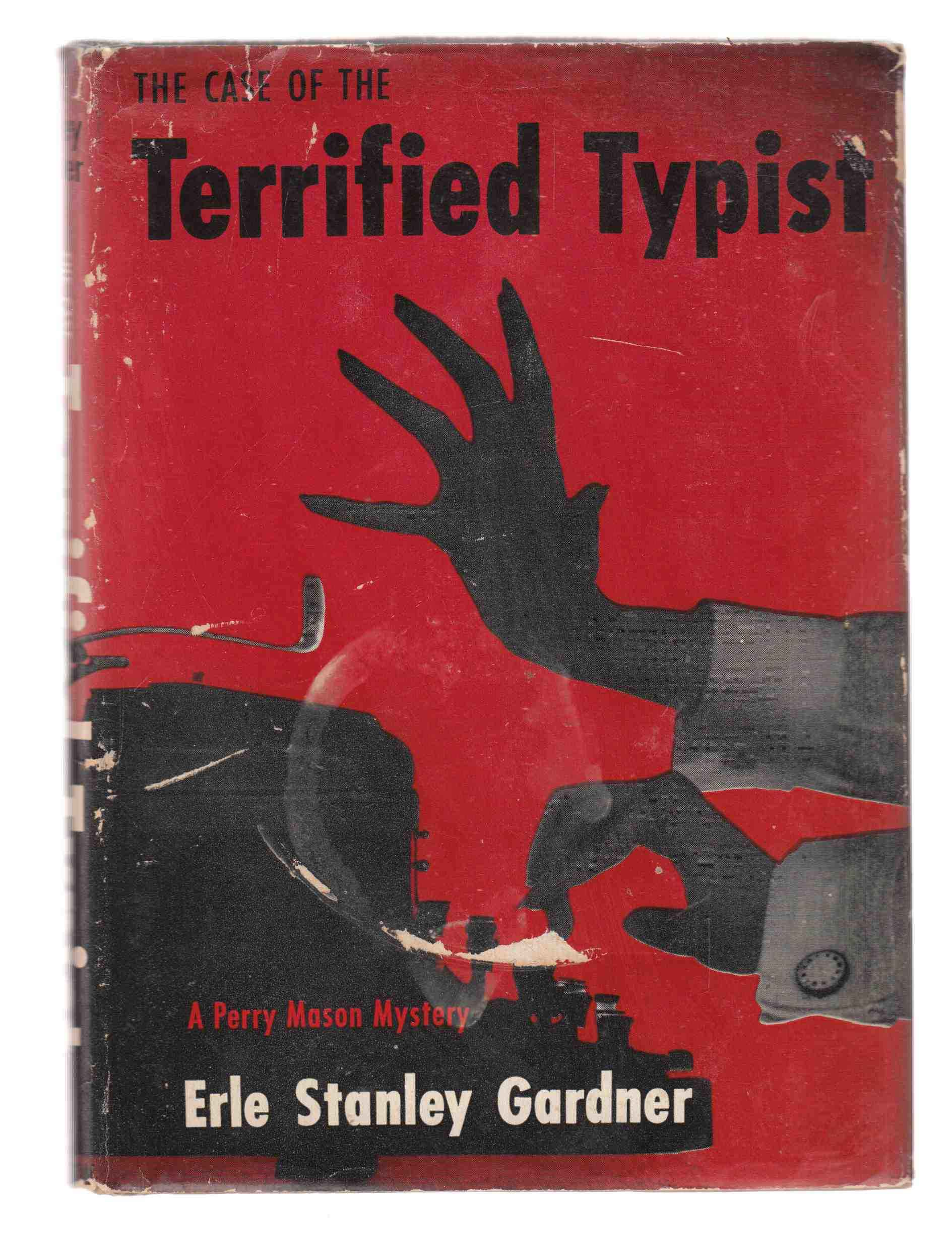 Image for The Case of the Terrified Typist