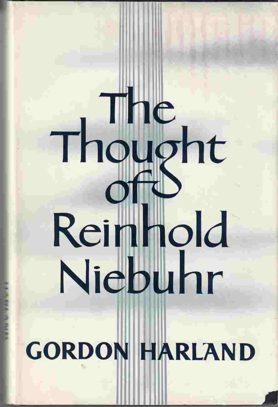 Image for The Thought of Reinhold Niebuhr