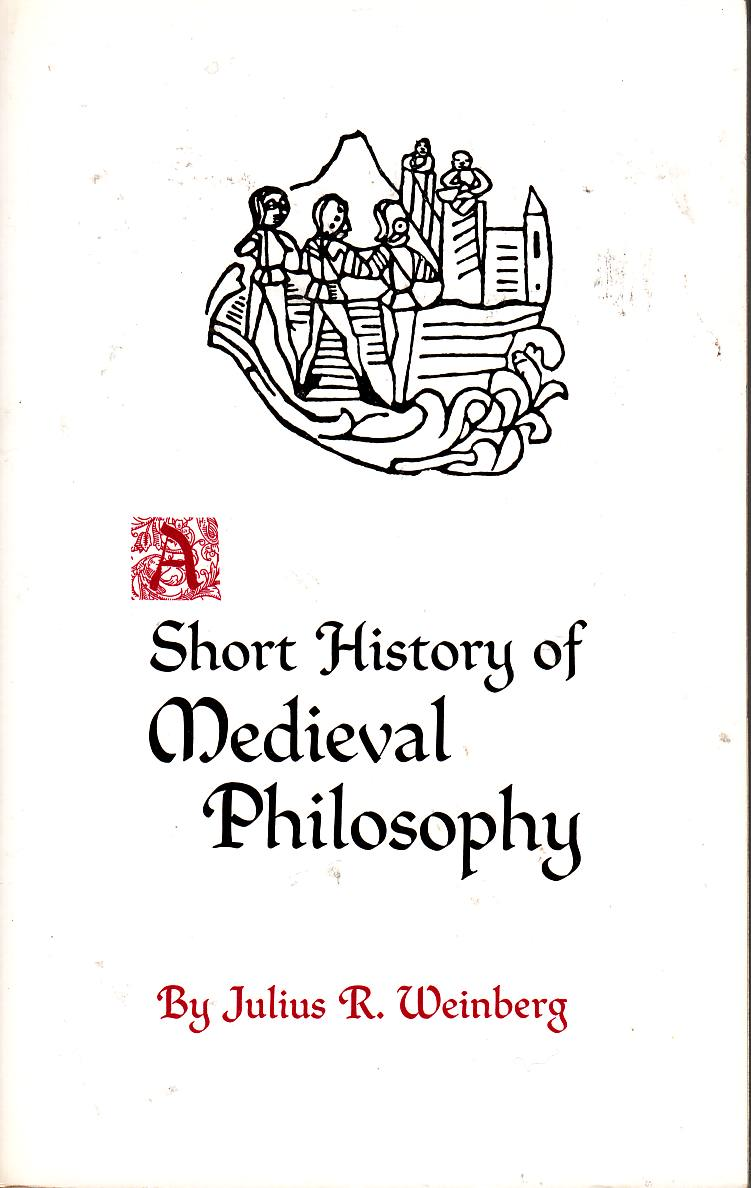 Image for A Short History of Medieval Philosophy