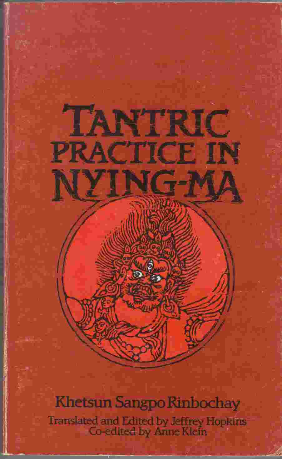 Image for Tantric Practice in Nying-Ma