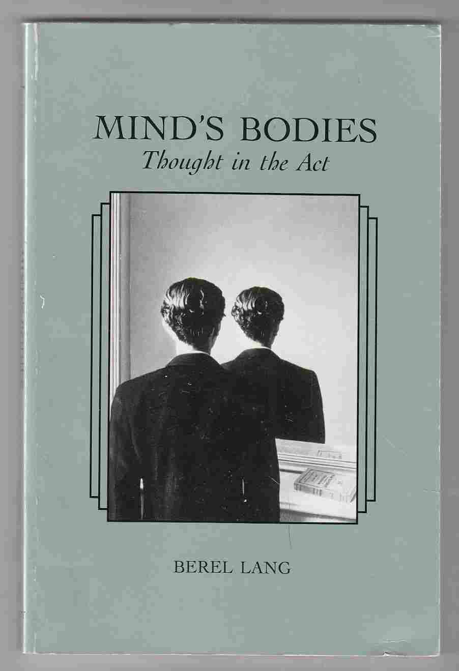Image for Mind's Bodies:  Thought in the Act