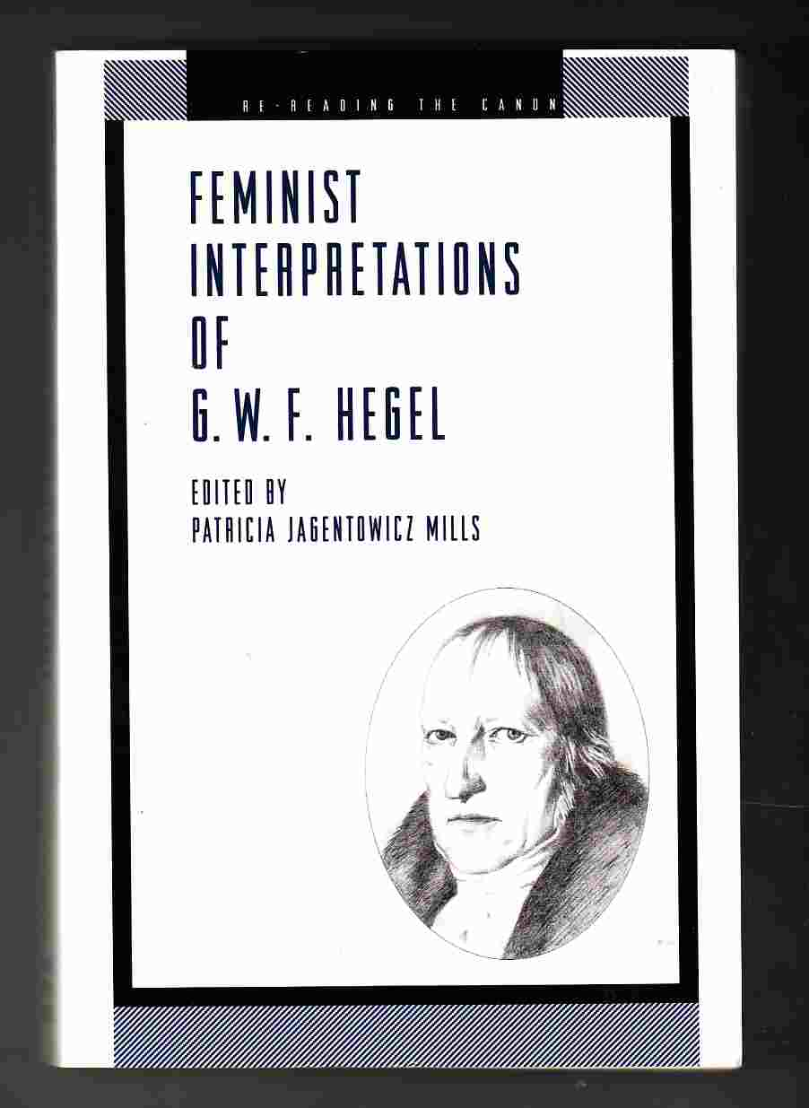 Image for Feminist Interpretations of G. W. F. Hegel