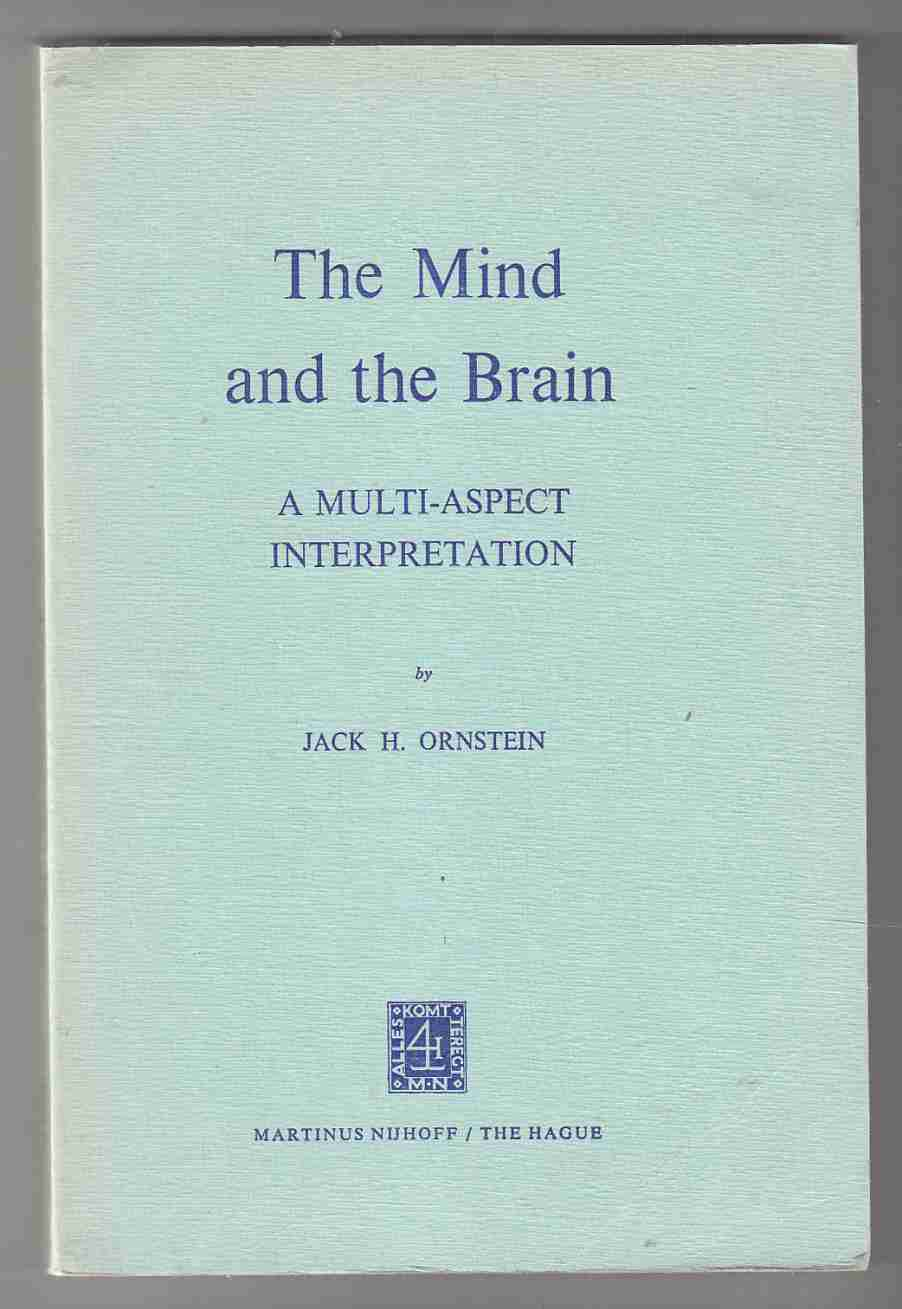 Image for The Mind and the Brain A Multi-Aspect Interpretation