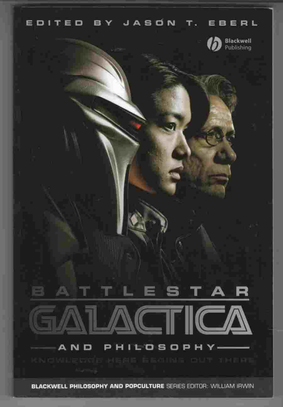 Image for Battlestar Galactica and Philosophy
