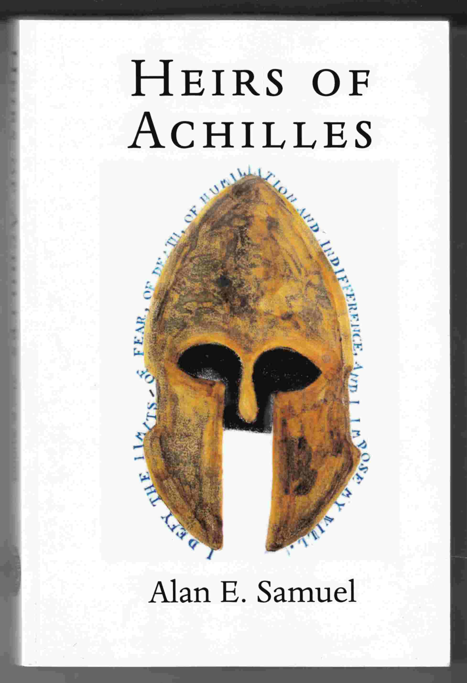 Image for Heirs of Achilles
