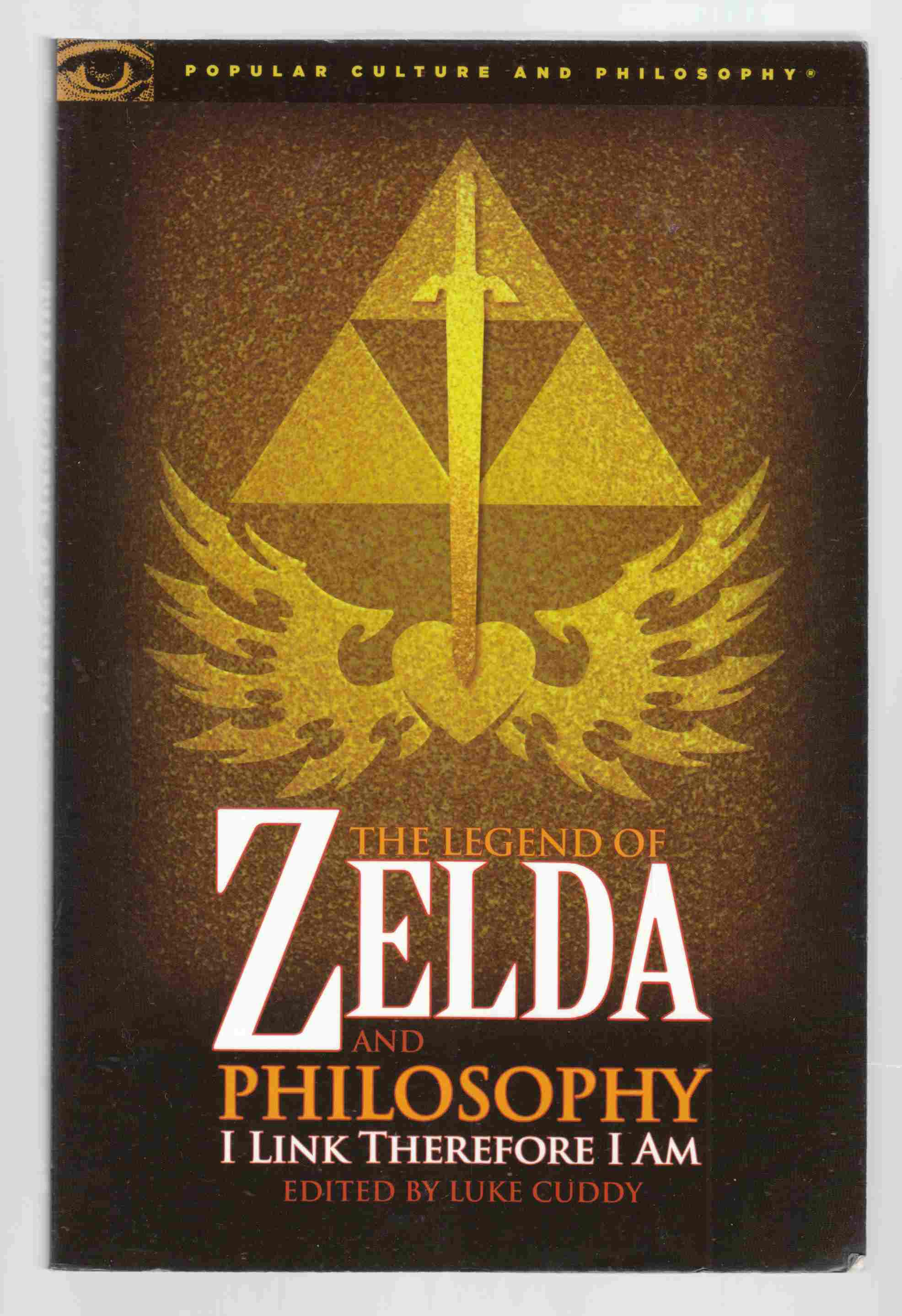 Image for The Legend of Zelda and Philosophy I Link Therefore I Am