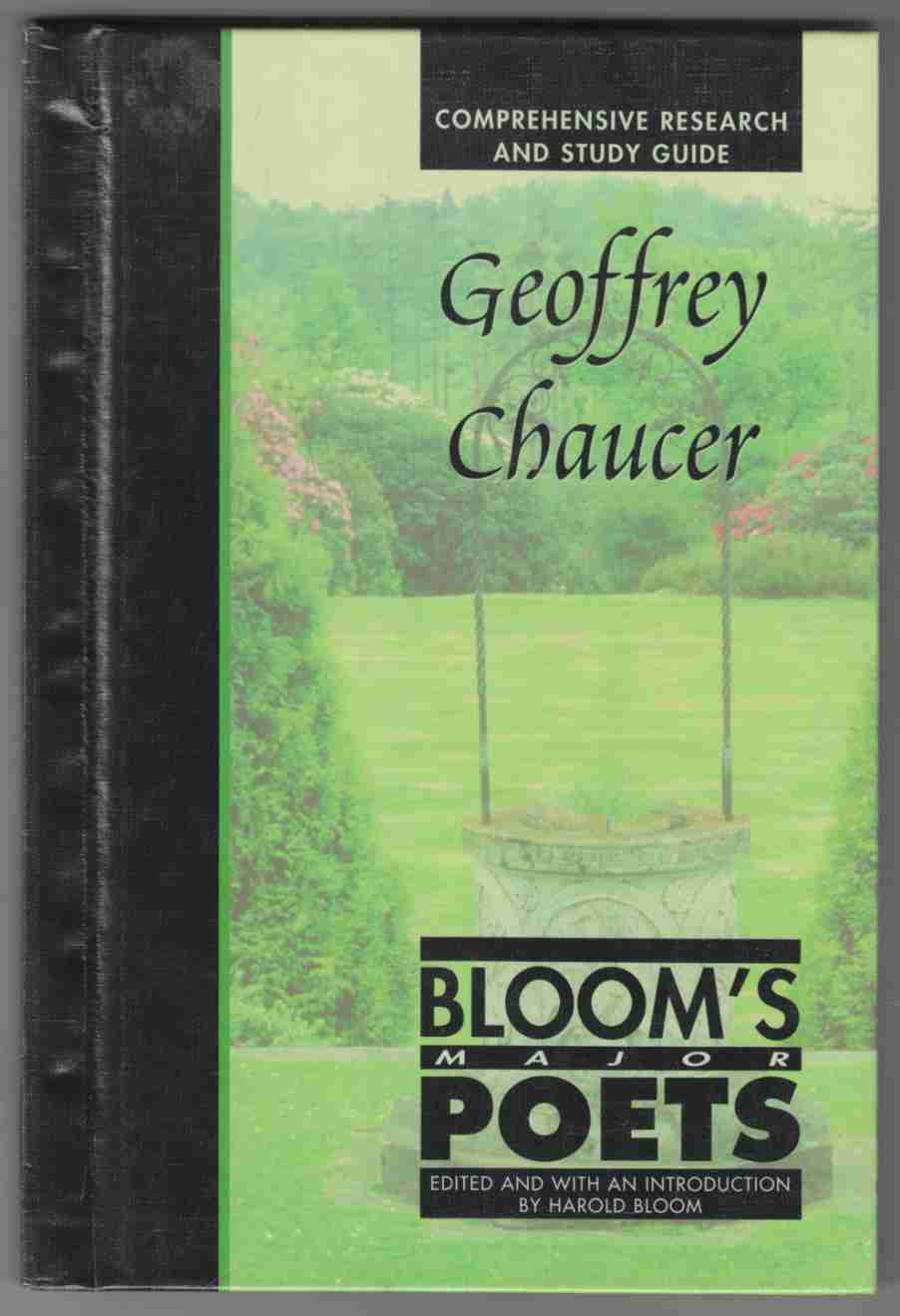 Image for Geoffrey Chaucer (Bloom's Major Poets)