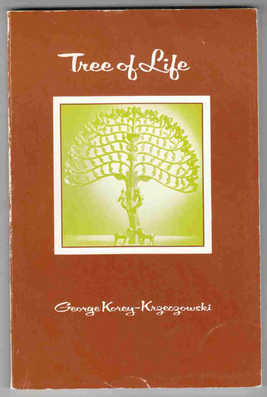 Image for Tree of Life: Poetic Diary Selected Poems and Thoughts