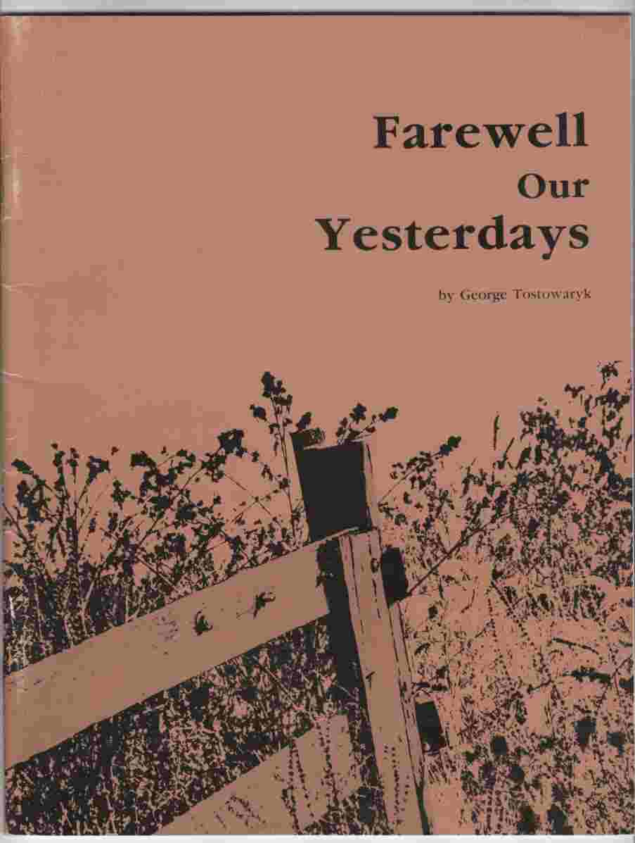 Image for Farewell Our Yesterdays