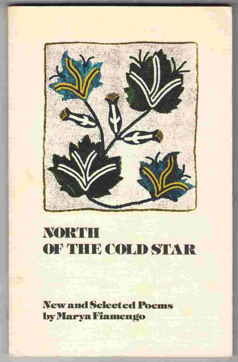Image for North of the Cold Star : New and Selected Poems