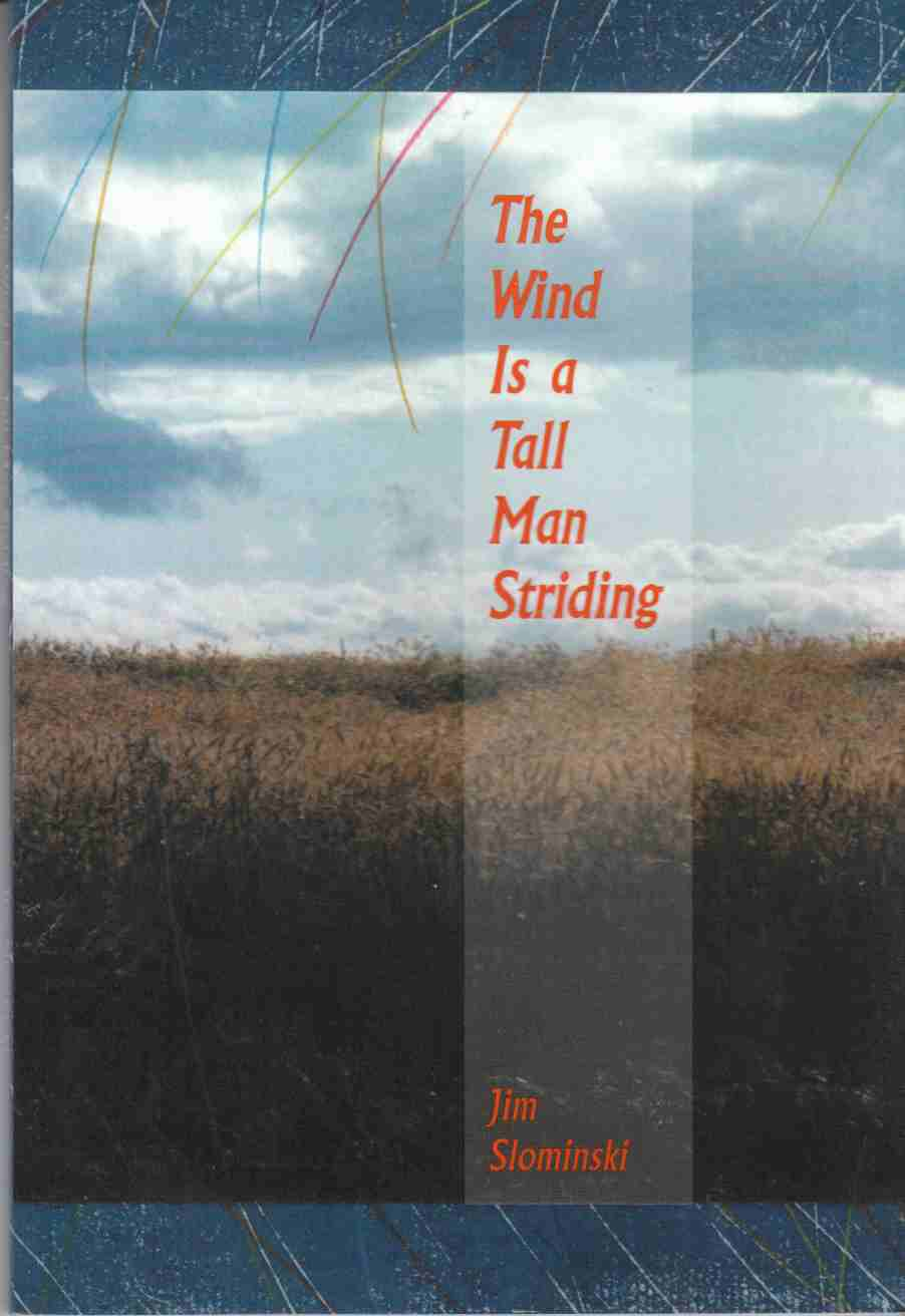 Image for The Wind is a Tall Man Striding