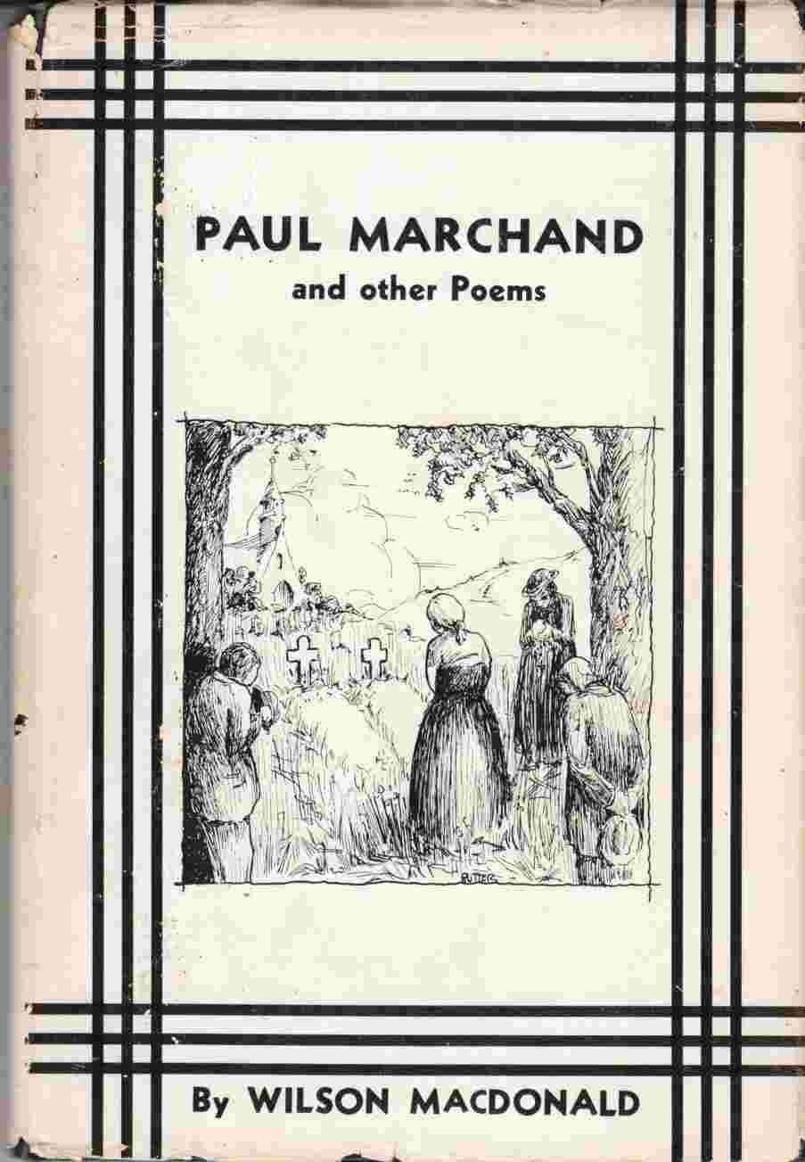 Image for Paul Marchand and Other Poems