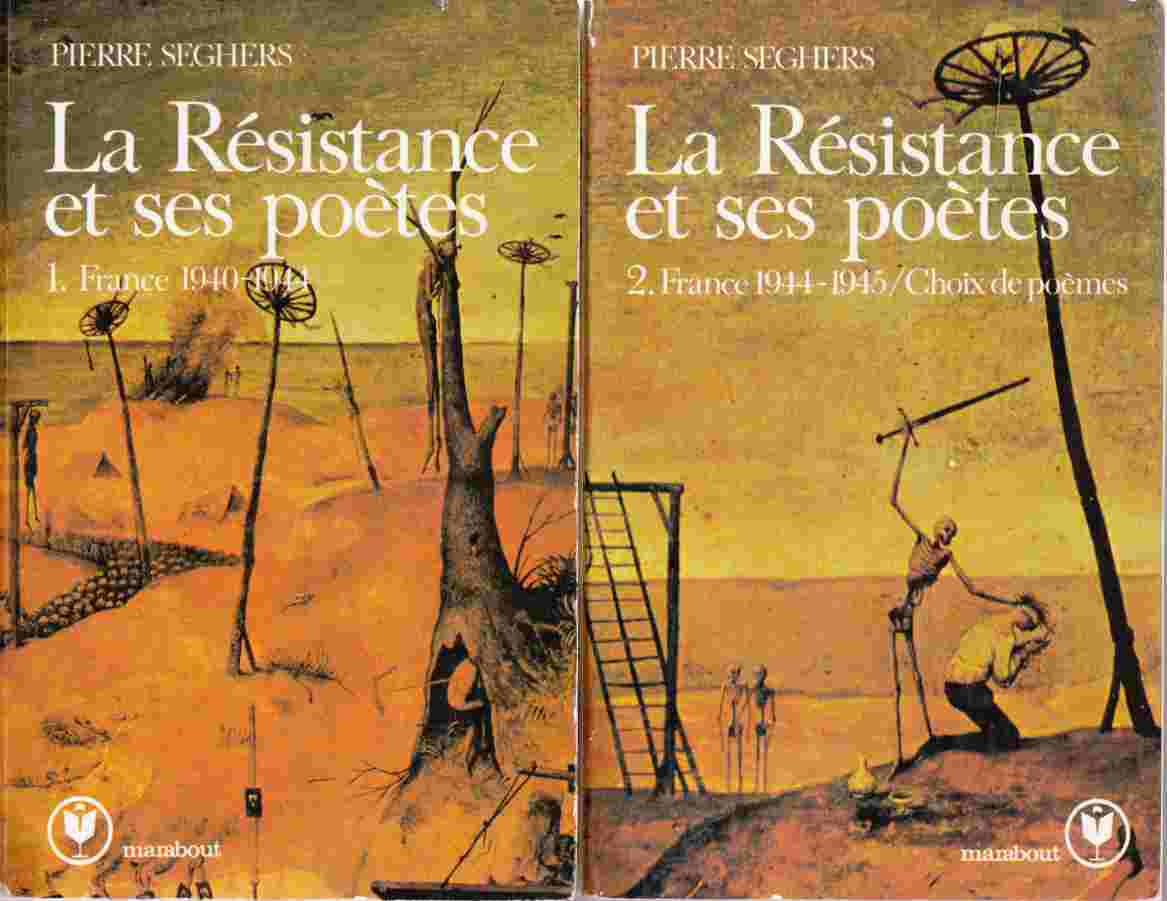 Image for La Resistance At Ses Poetes Tome 1: France 1940-1944 , Tome II France 1944-1945