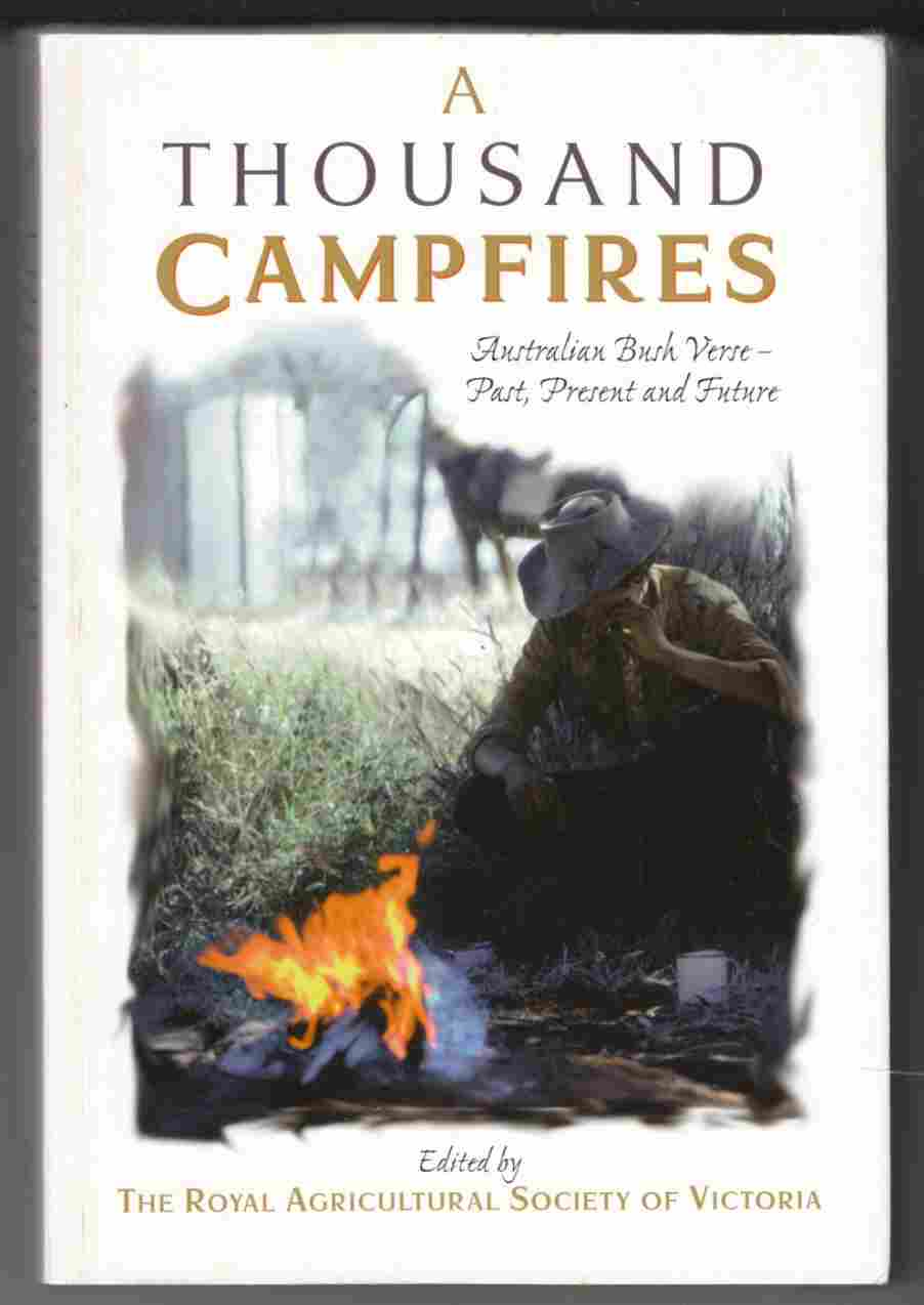 Image for A Thousand Campfires Australian Bush Verse - Past, Present and Future