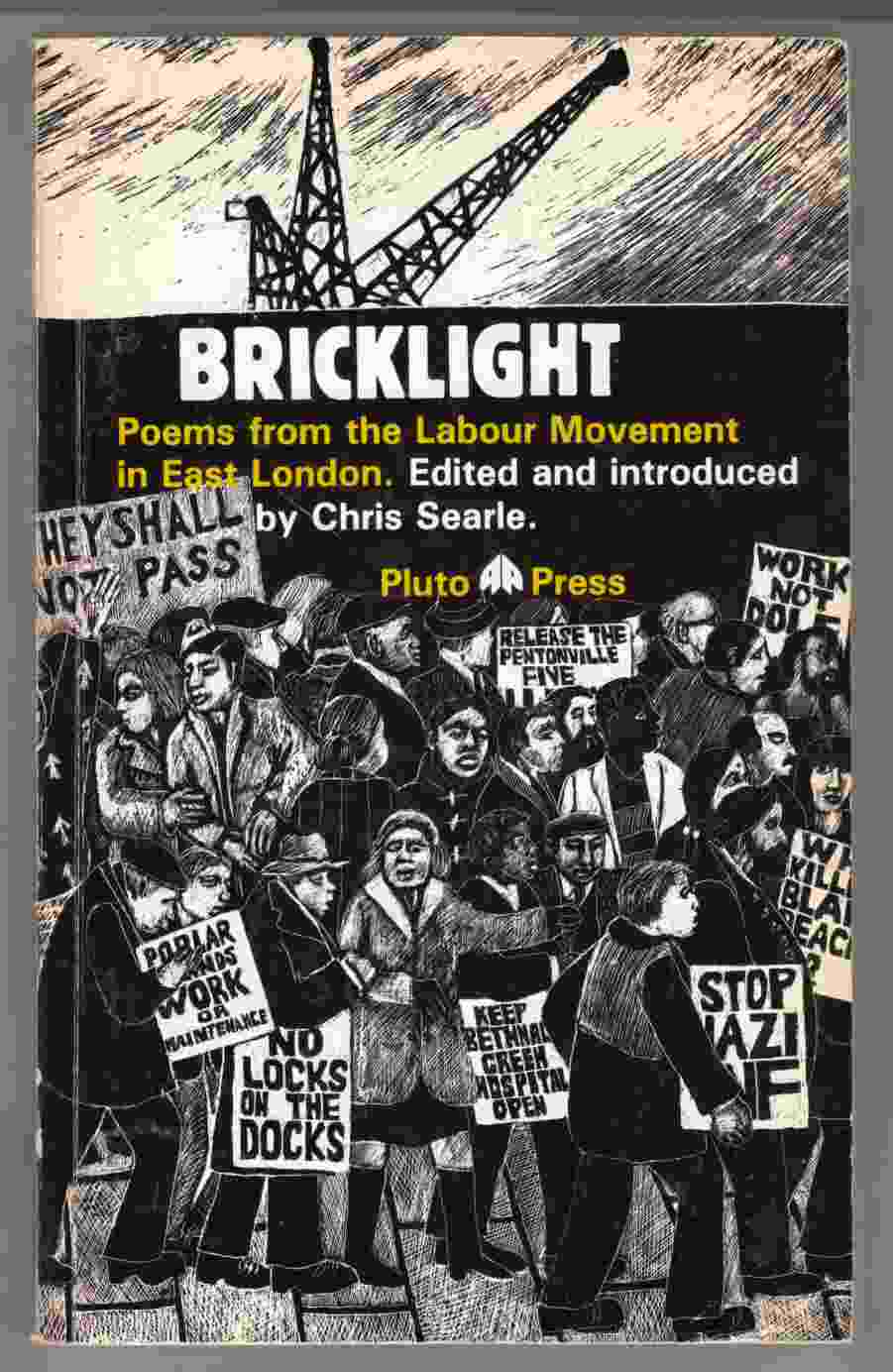 Image for Bricklight Poems from the Labour Movement in East London