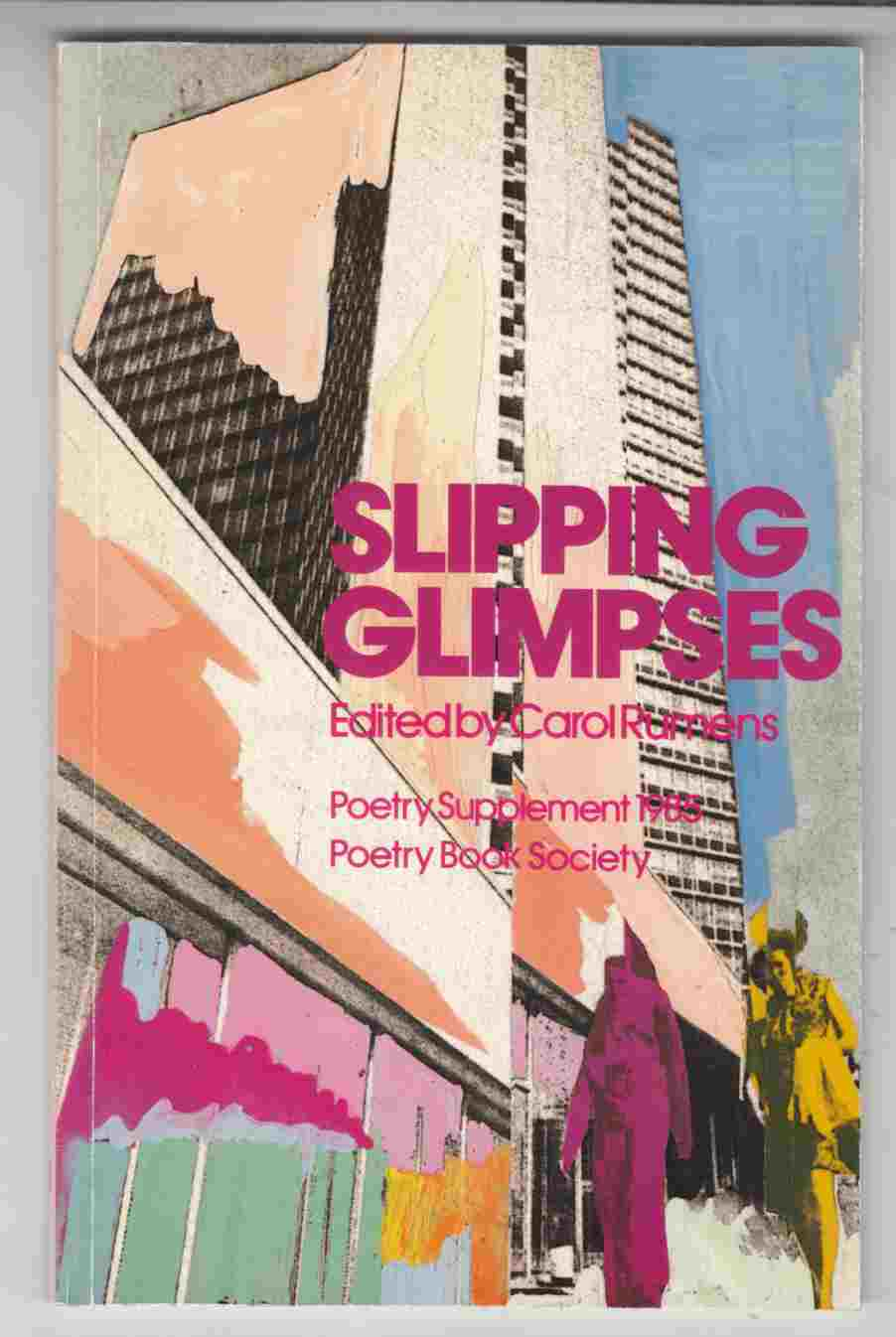 Image for Slipping Glimpses Winter Poetry Supplement 1985