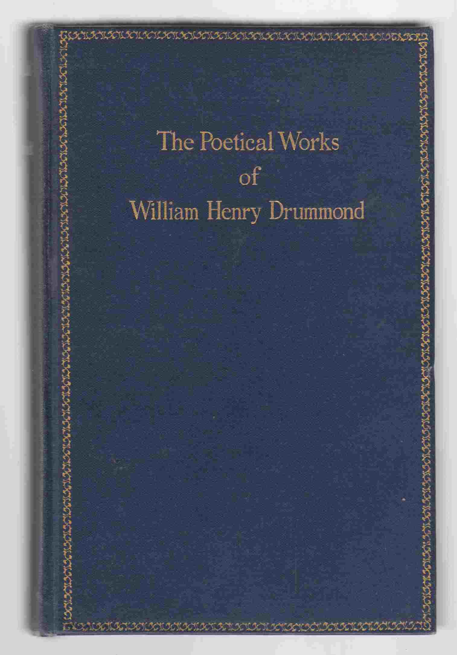 Image for The Poetical Works of William Henry Drummond
