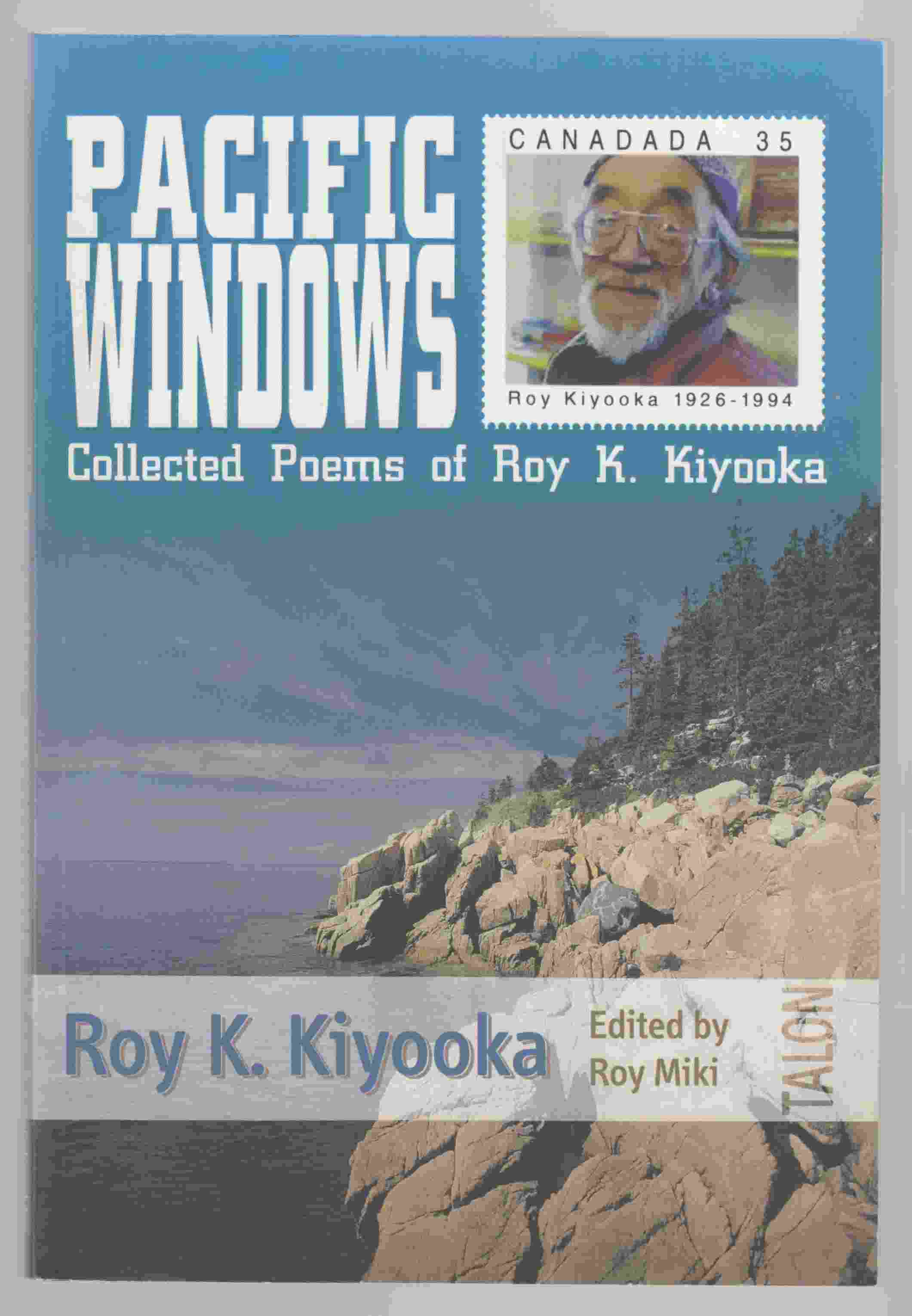 Image for Pacific Windows Collected Poems of Roy K. Kiyooka