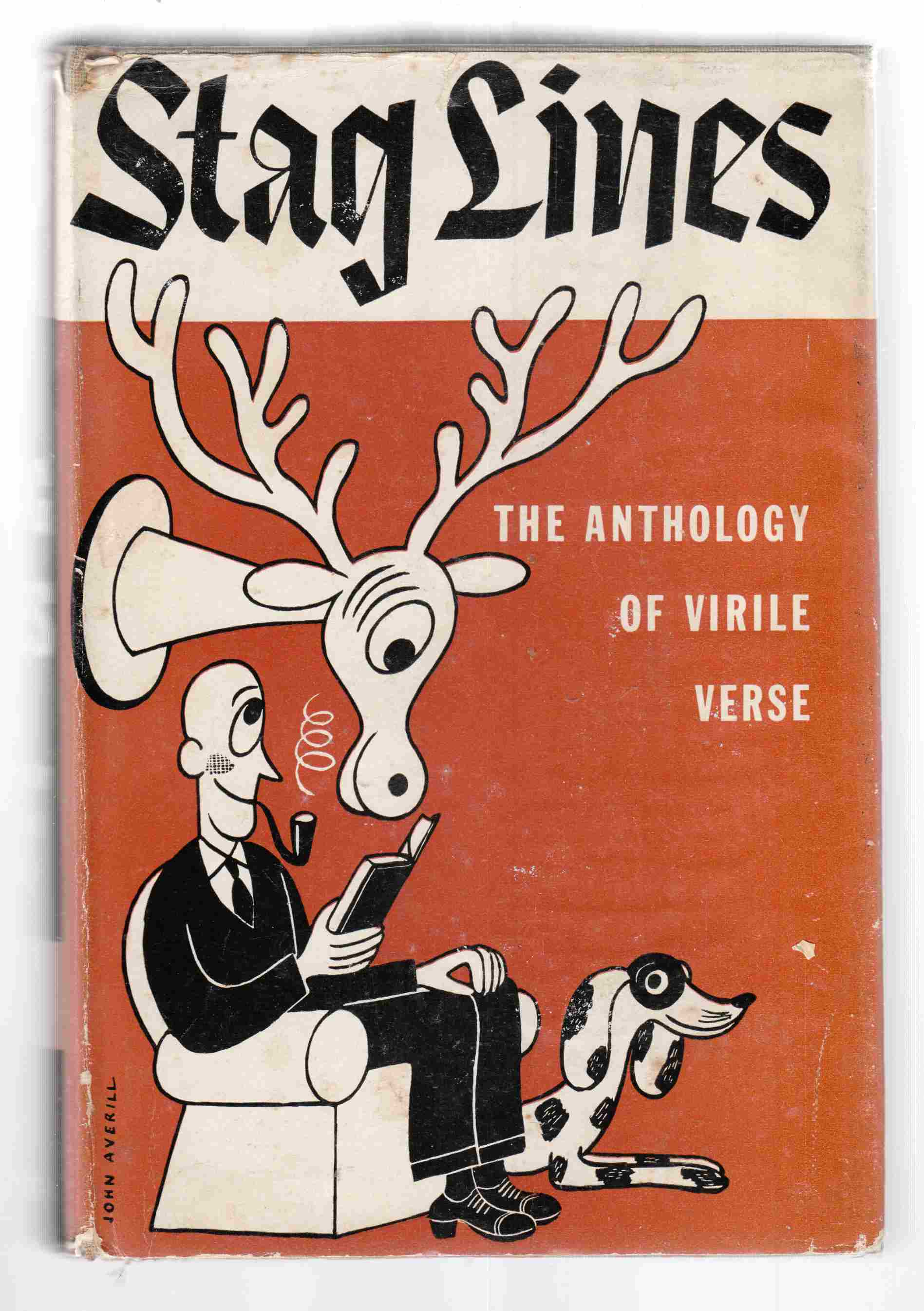 Image for Stag Lines The Anthology of Virile Verse