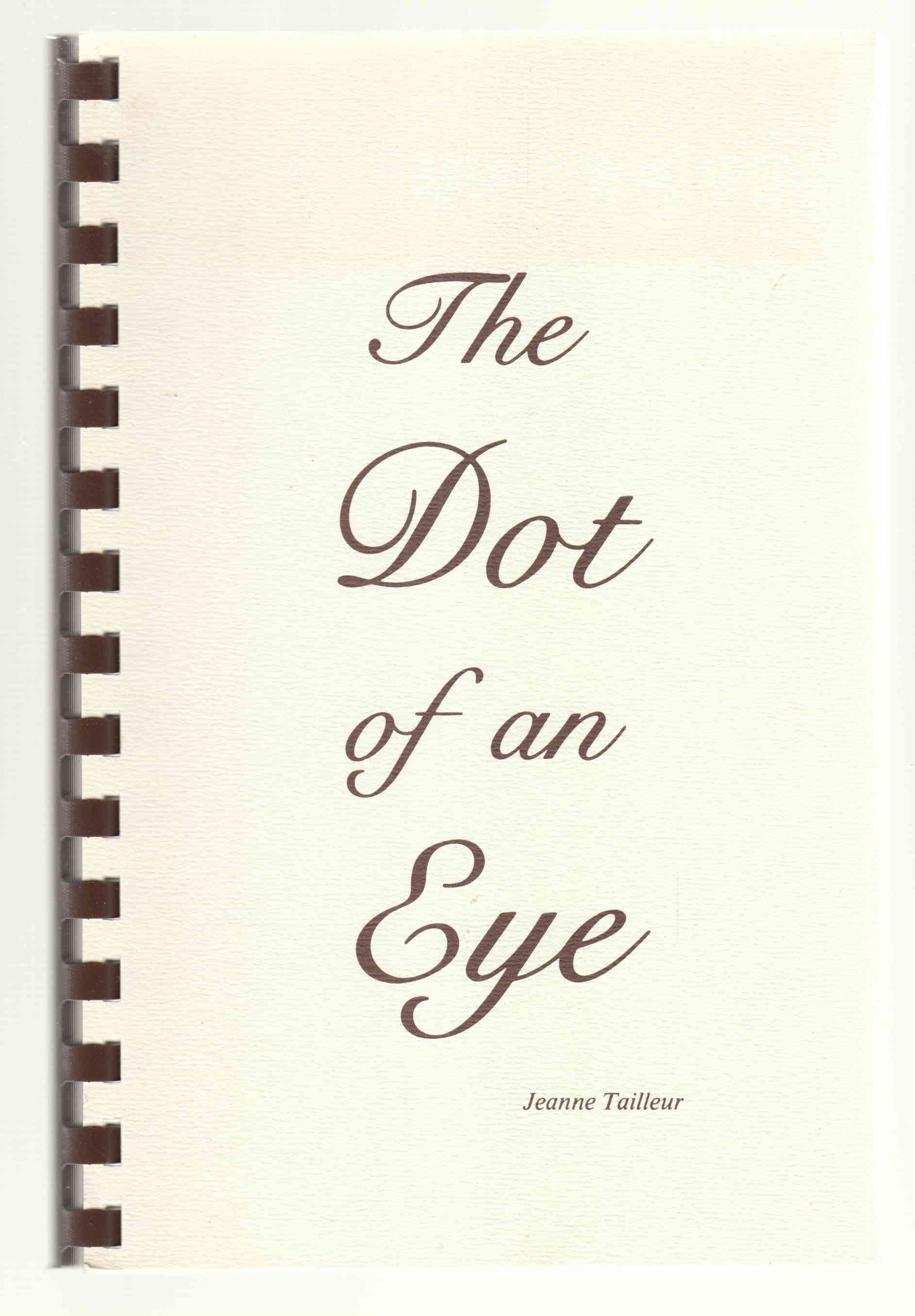Image for The Dot of an Eye