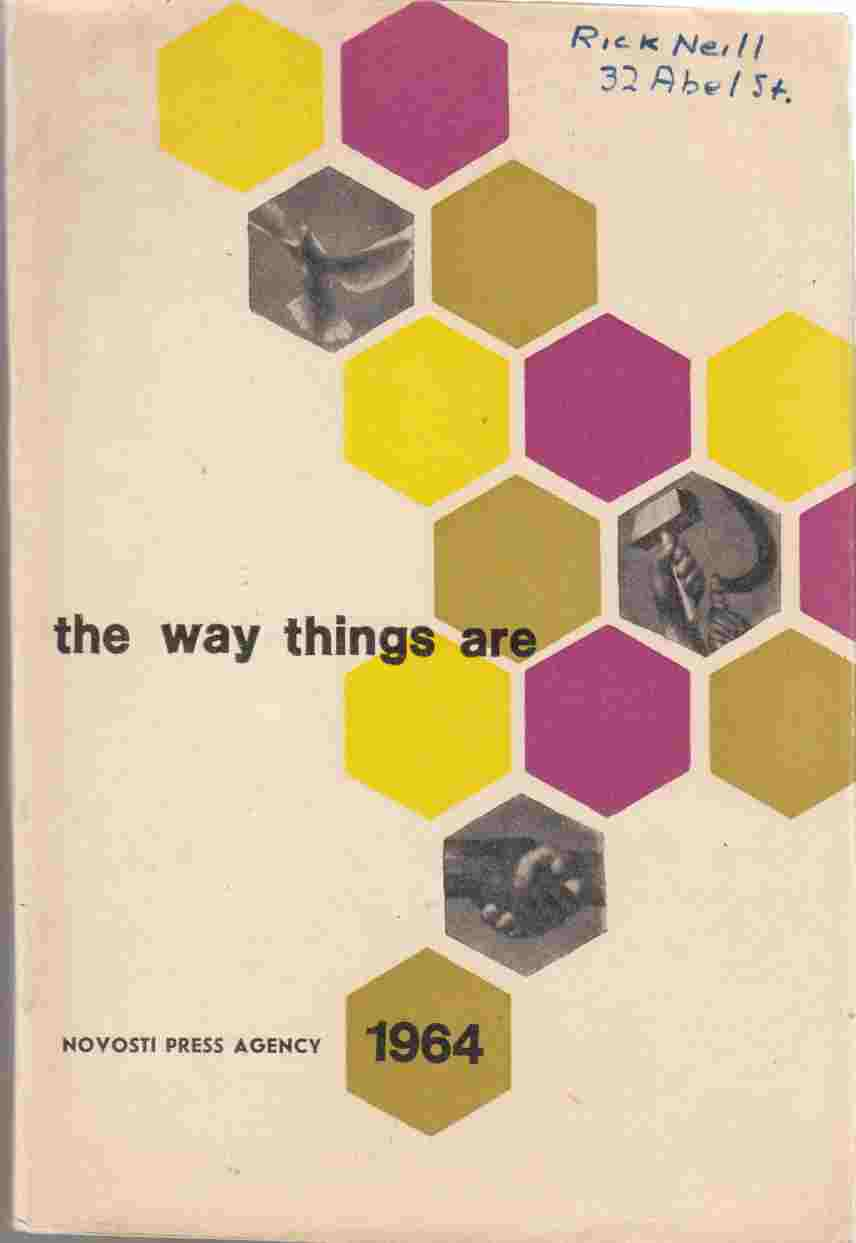 Image for The Way Things Are or APN Grants an Interview