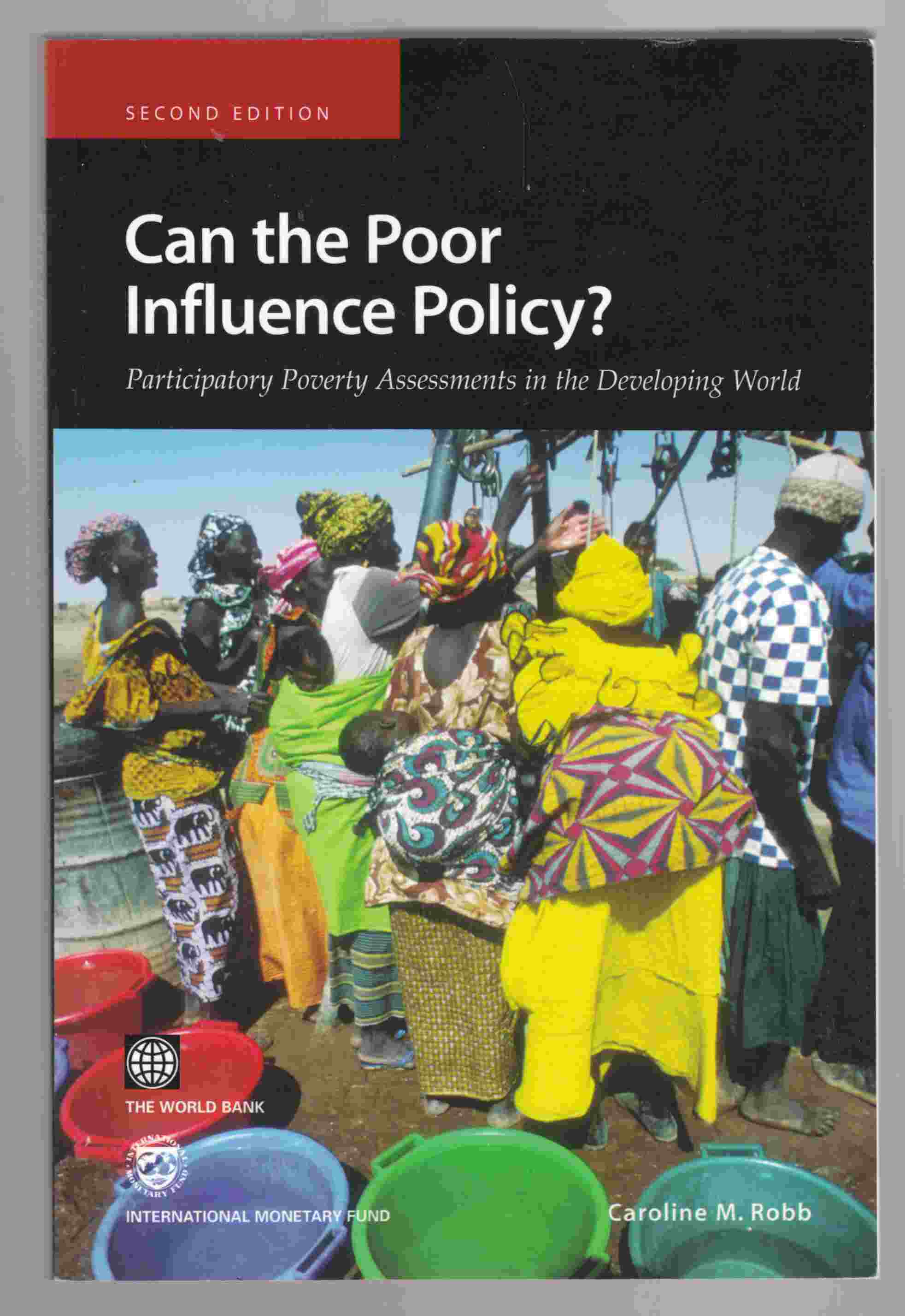 Image for Can the Poor Influence Policy?  Participatory Poverty Assessments in the Developing World