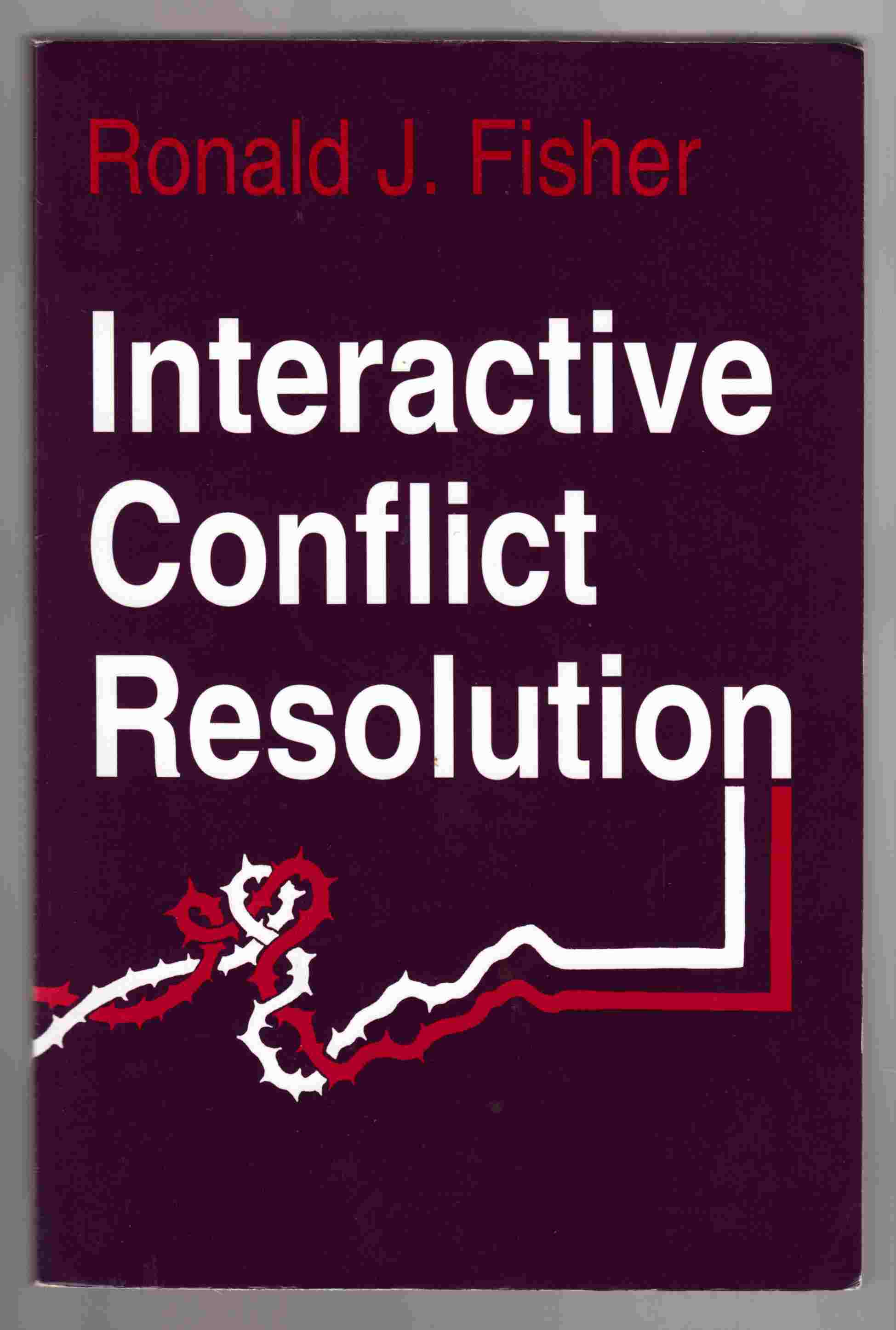 Image for Interactive Conflict Resolution