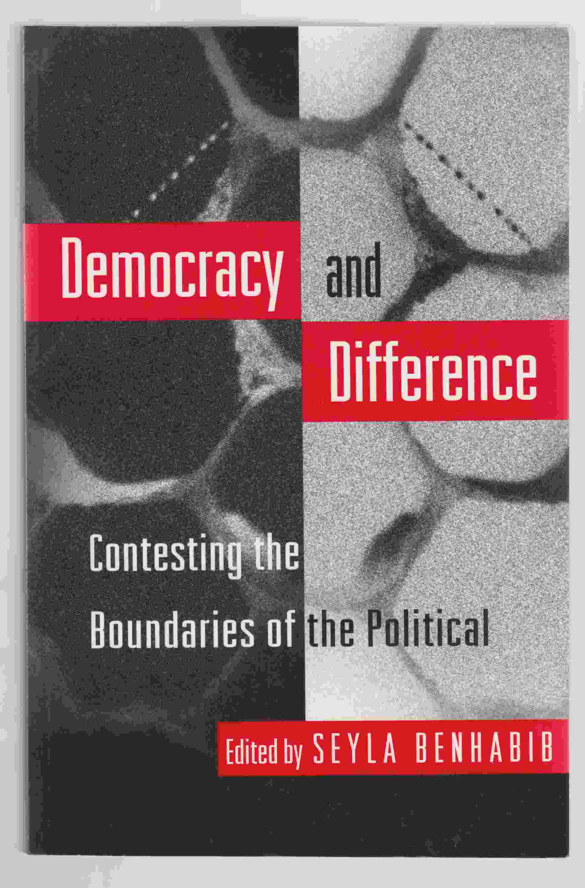 Image for Democacy and Difference Contesting the Boundaries of the Political