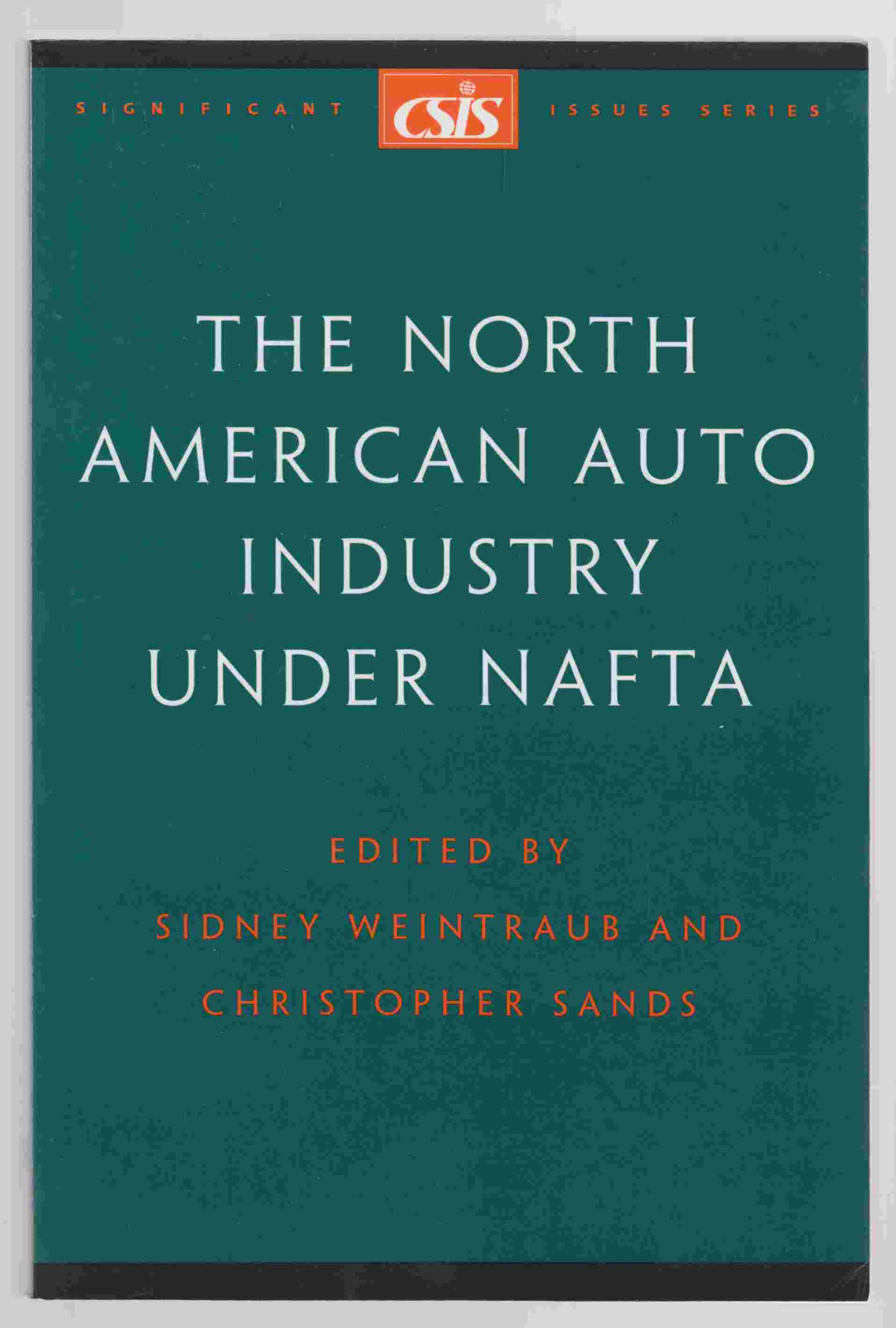 Image for The North American Auto Industry under NAFTA