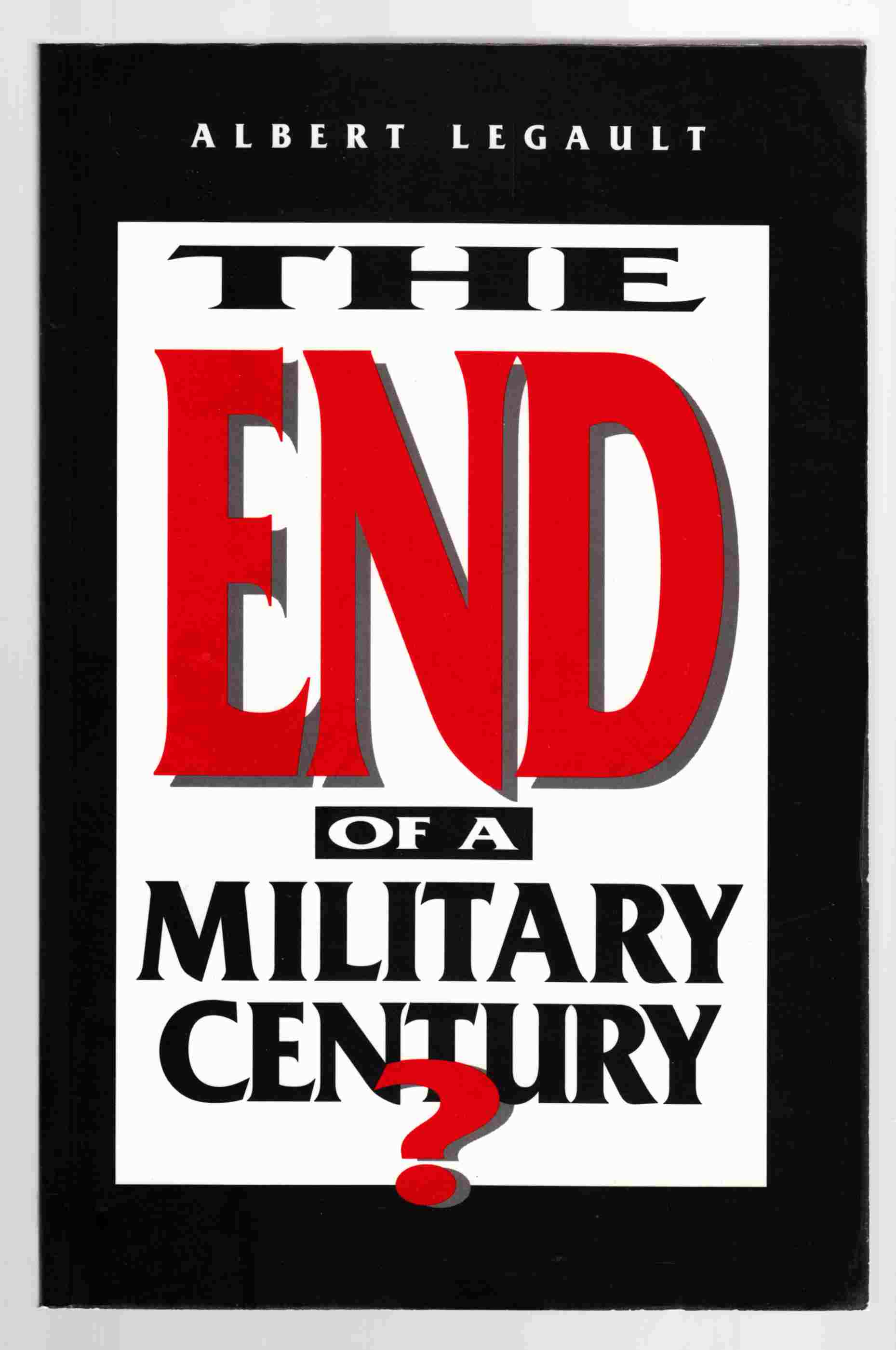 Image for The End of a Military Century?