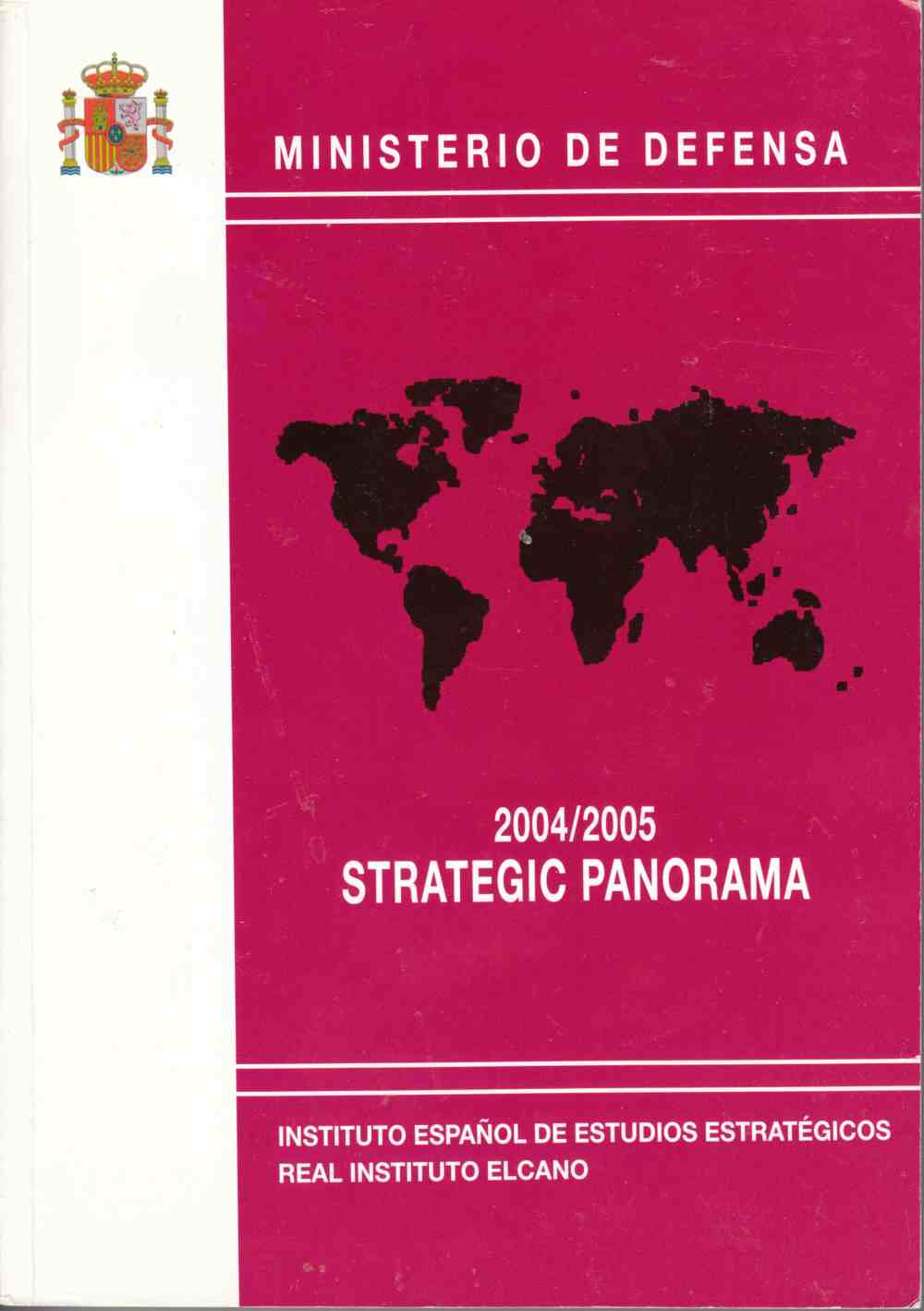 Image for 2004/2005 Strategic Panorama