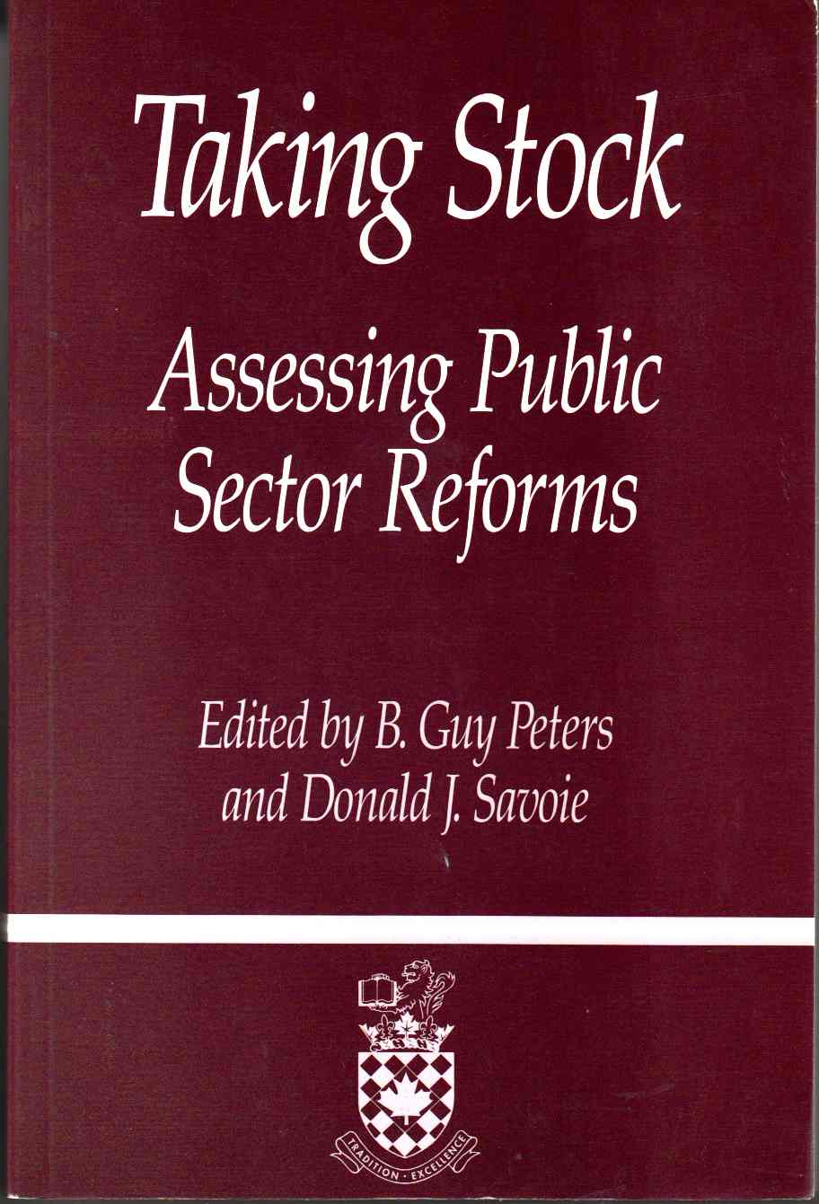 Image for Taking Stock Assessing Public Sector Reforms