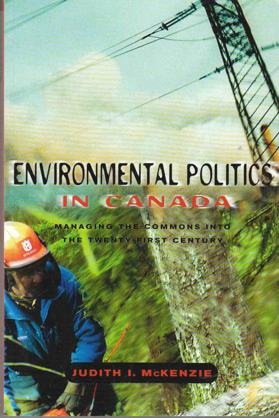 Image for Environmental Politics in Canaa Managing the Commons Into the Twenty-First Century