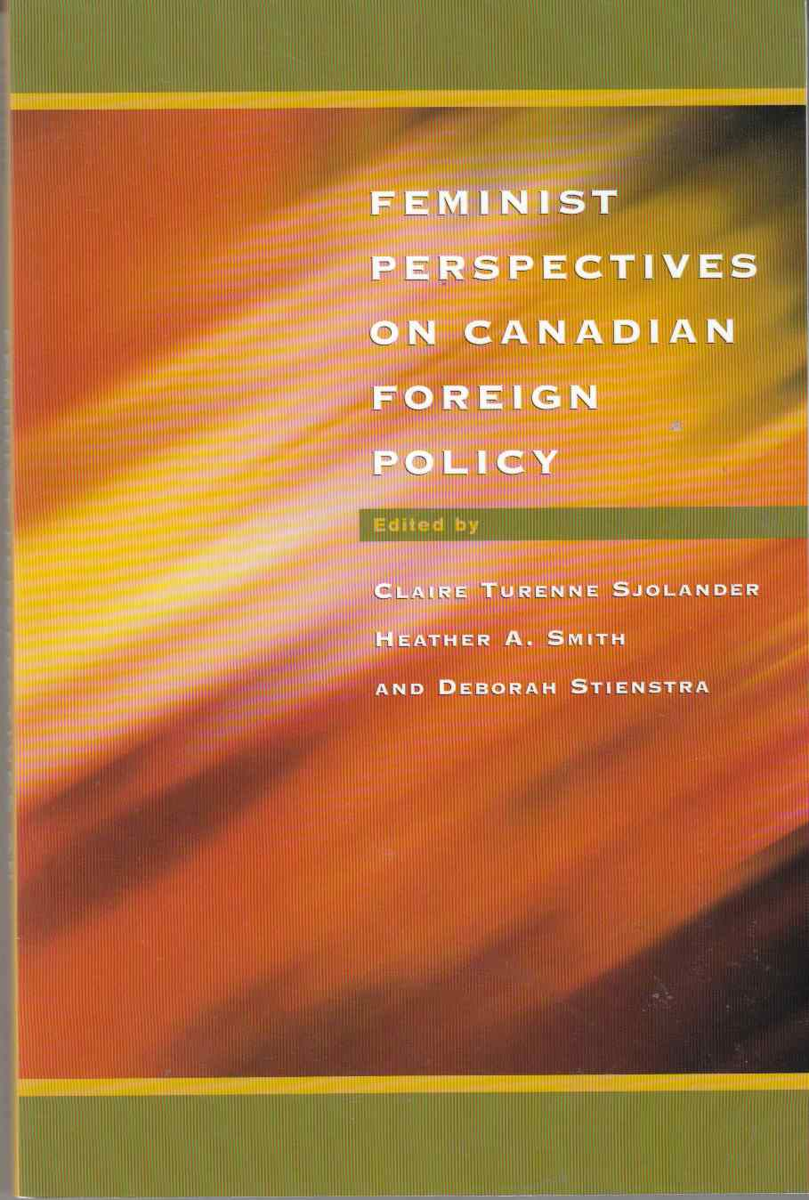 Image for Feminist Perspectives on Canadian Foreign Policy