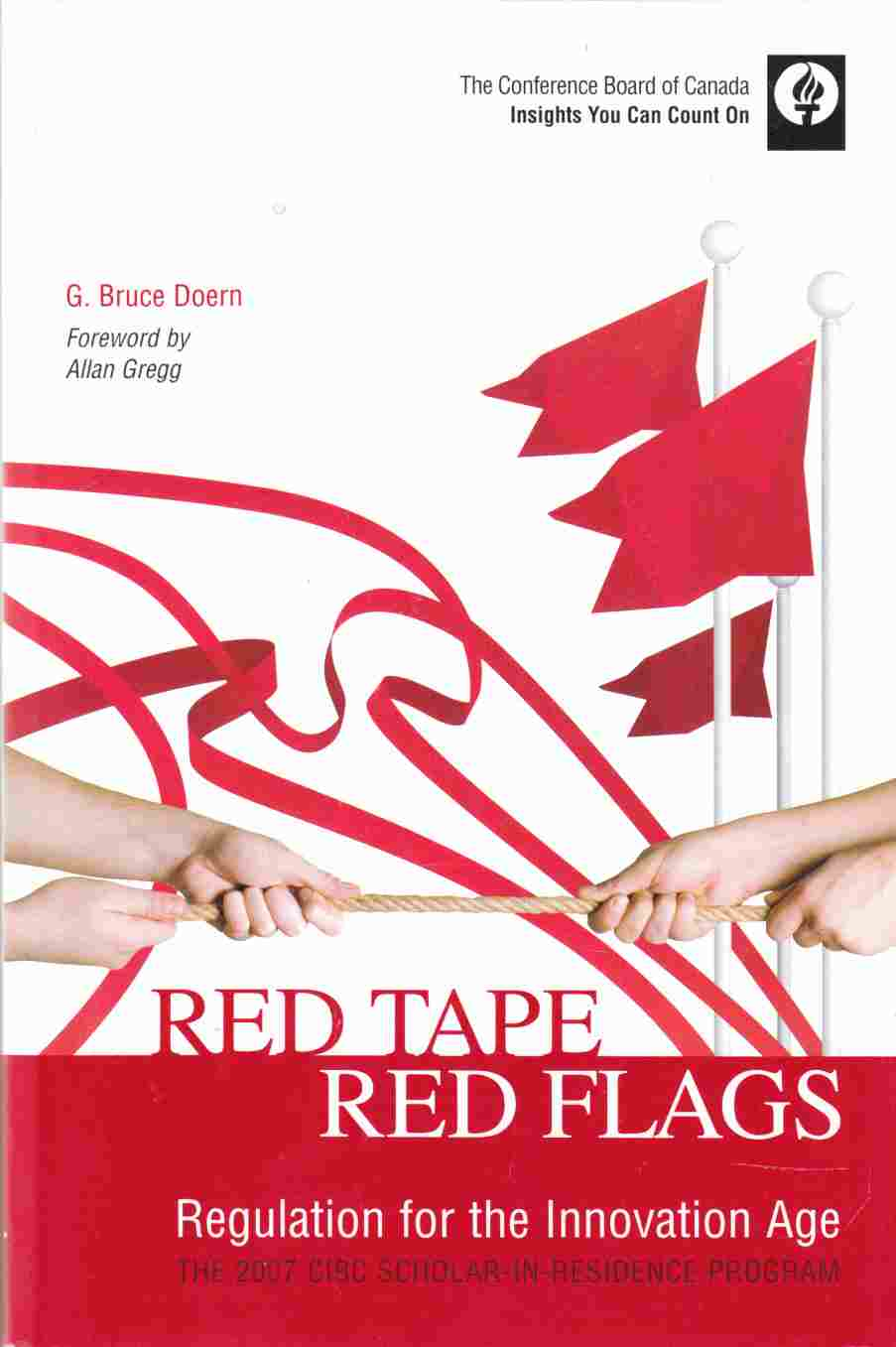 Image for Red Tape Red Flags Regulation for the Innovation Age