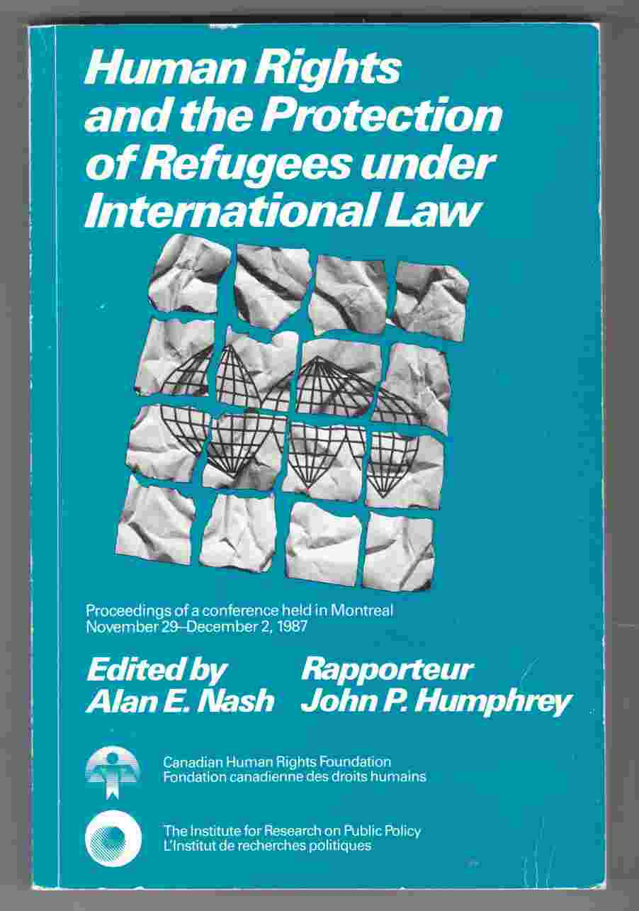 Image for Human Rights and the Protection of Regugees under International Law
