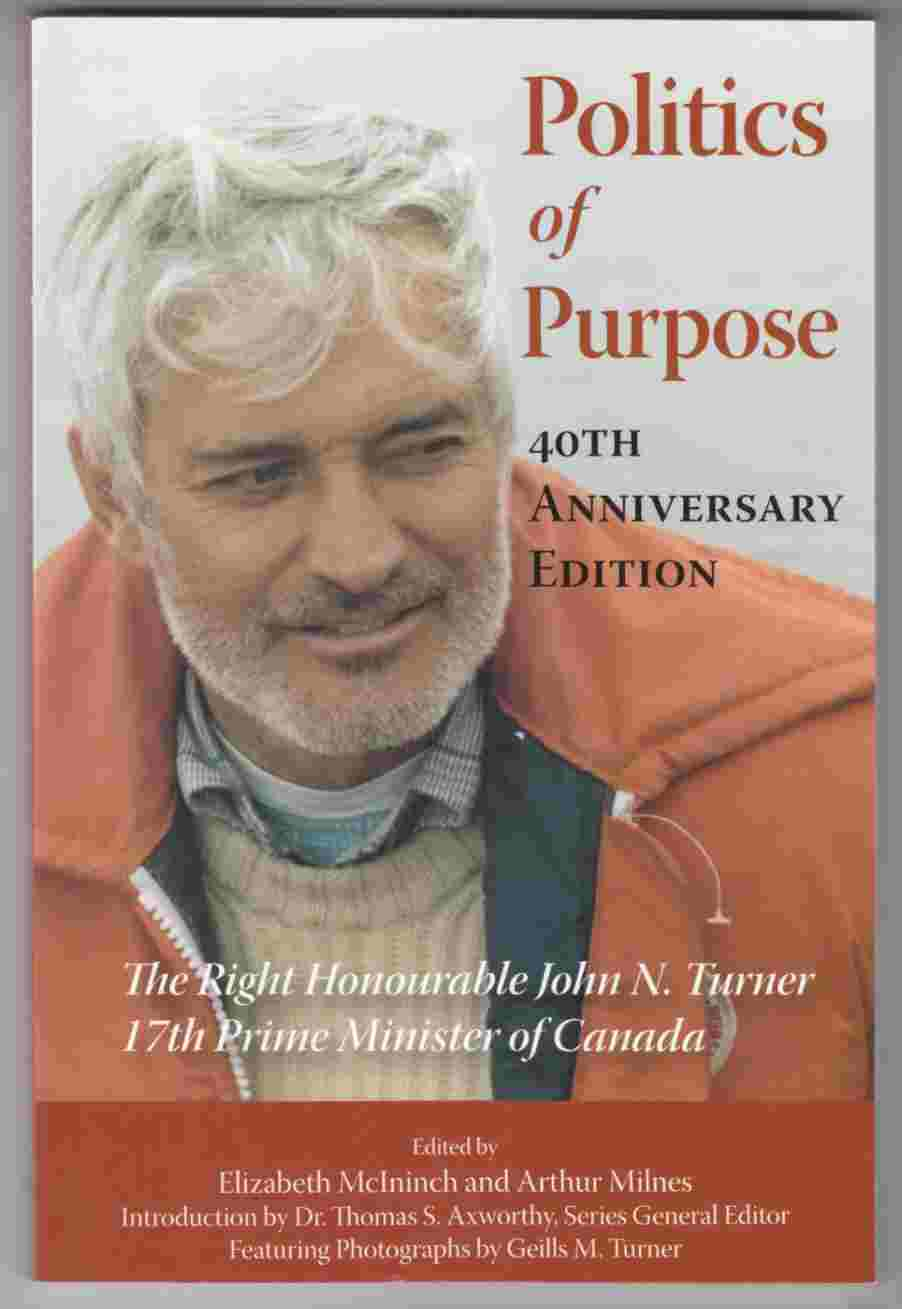 Image for Politics of Purpose 40th Anniversary Edition