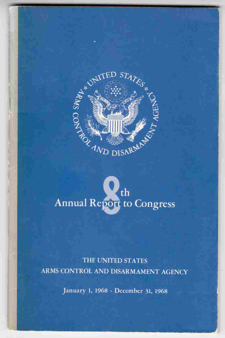 Image for 8th Annual Report to Congress